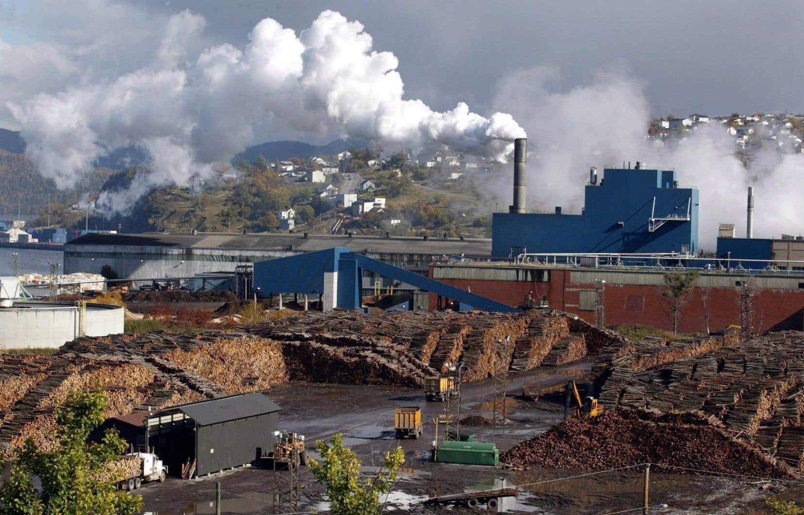 Les usines touchées se trouvent à Trois-Rivières, Brompton et Corner Brook