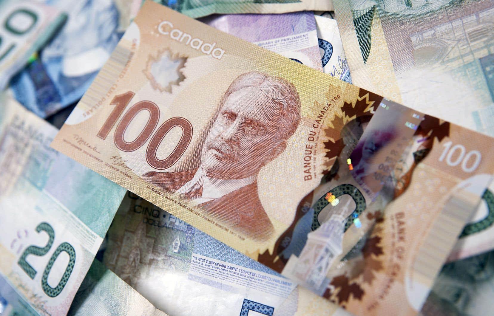 Les ménages canadiens détiennent 1,70$ de dette pour chaque dollar de revenu dont ils disposent.
