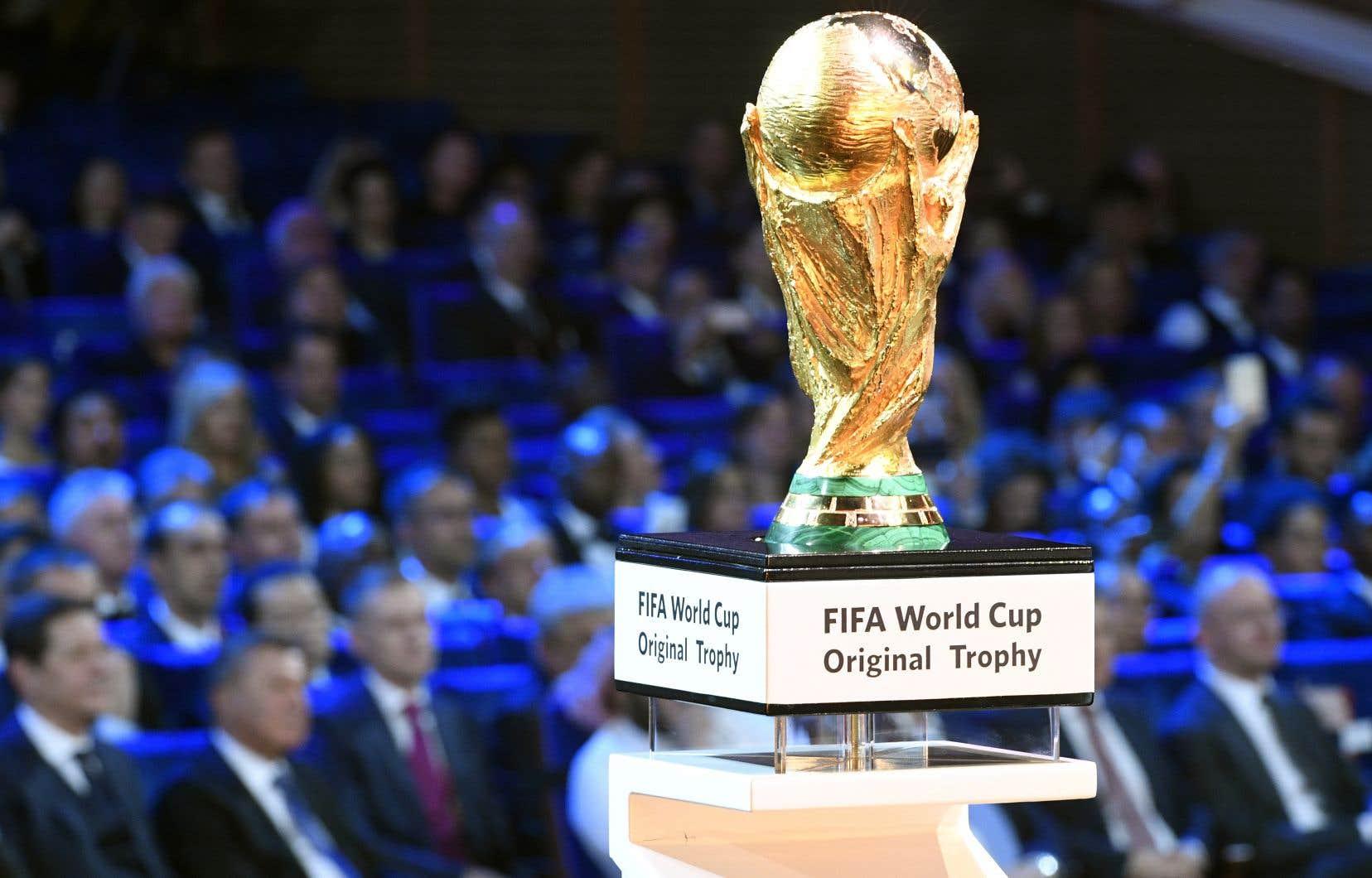 On saura le 13juin prochain si la candidature nord-américaine est choisie par la FIFA.