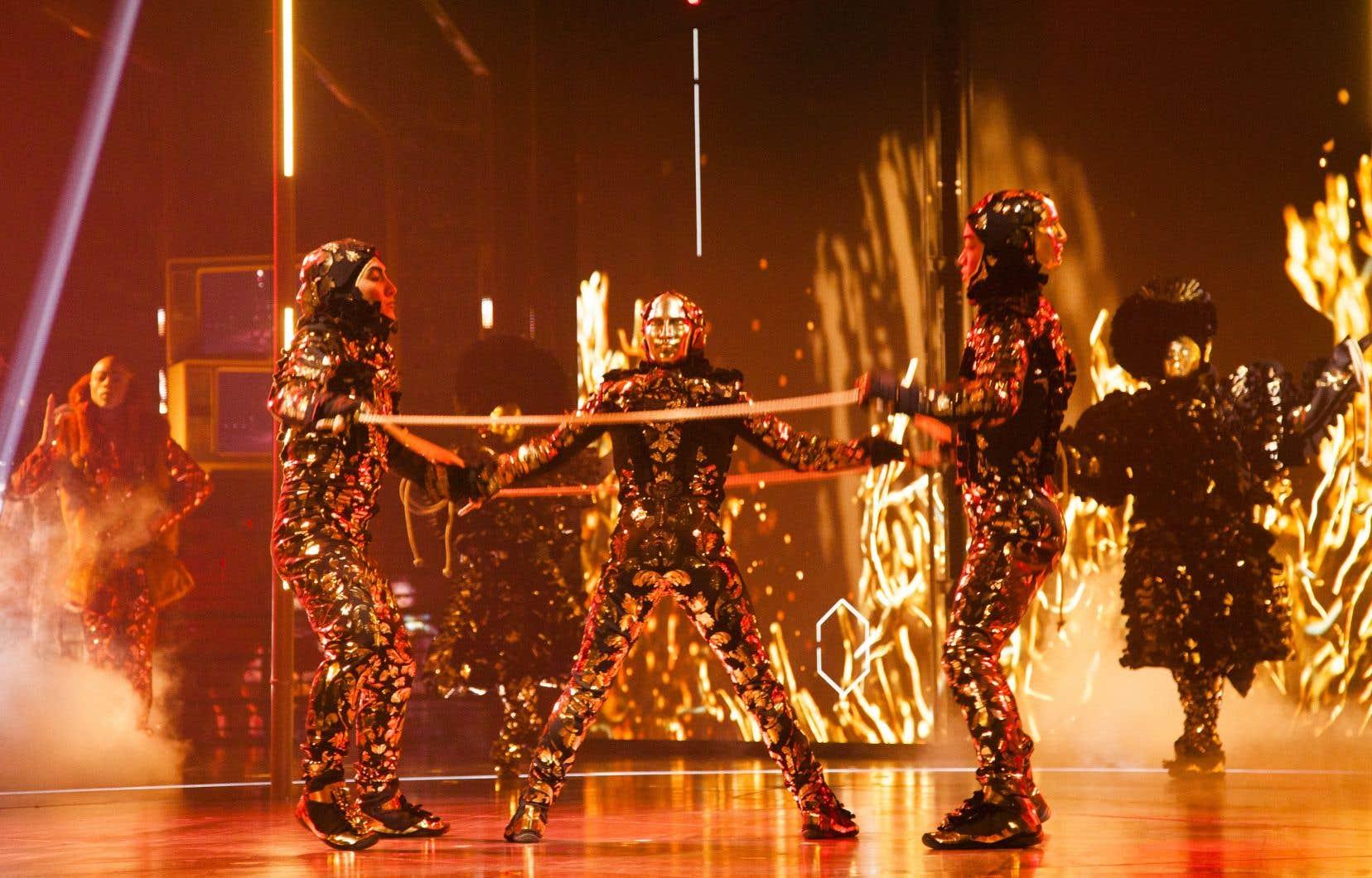 Un artiste du Cirque du Soleil meurt après une chute sur scène