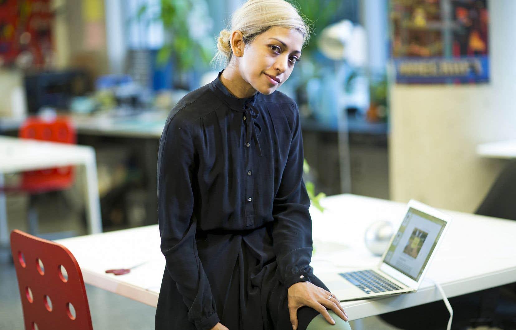 Rilla Khaled, professeure agrégée au Département de design et d'arts numériques de l'Université Concordia et membre du laboratoire Technoculture, Art and Games (TAG), s'intéresse à la façon dont la ludification peut et doit être adaptée à différents contextes culturels.