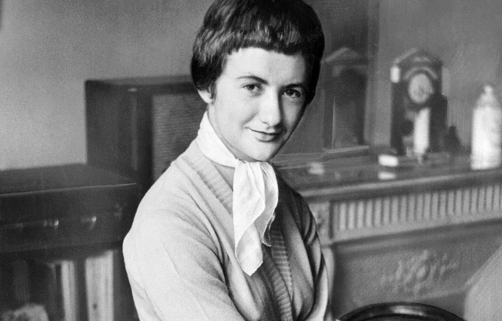 Françoise Sagan en 1954