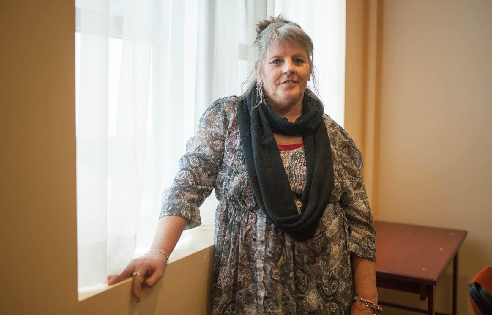 Carole Lévis a décidé de devenir un «livre vivant» pour expliquer à quoi ressemble la vie avec un trouble bipolaire.