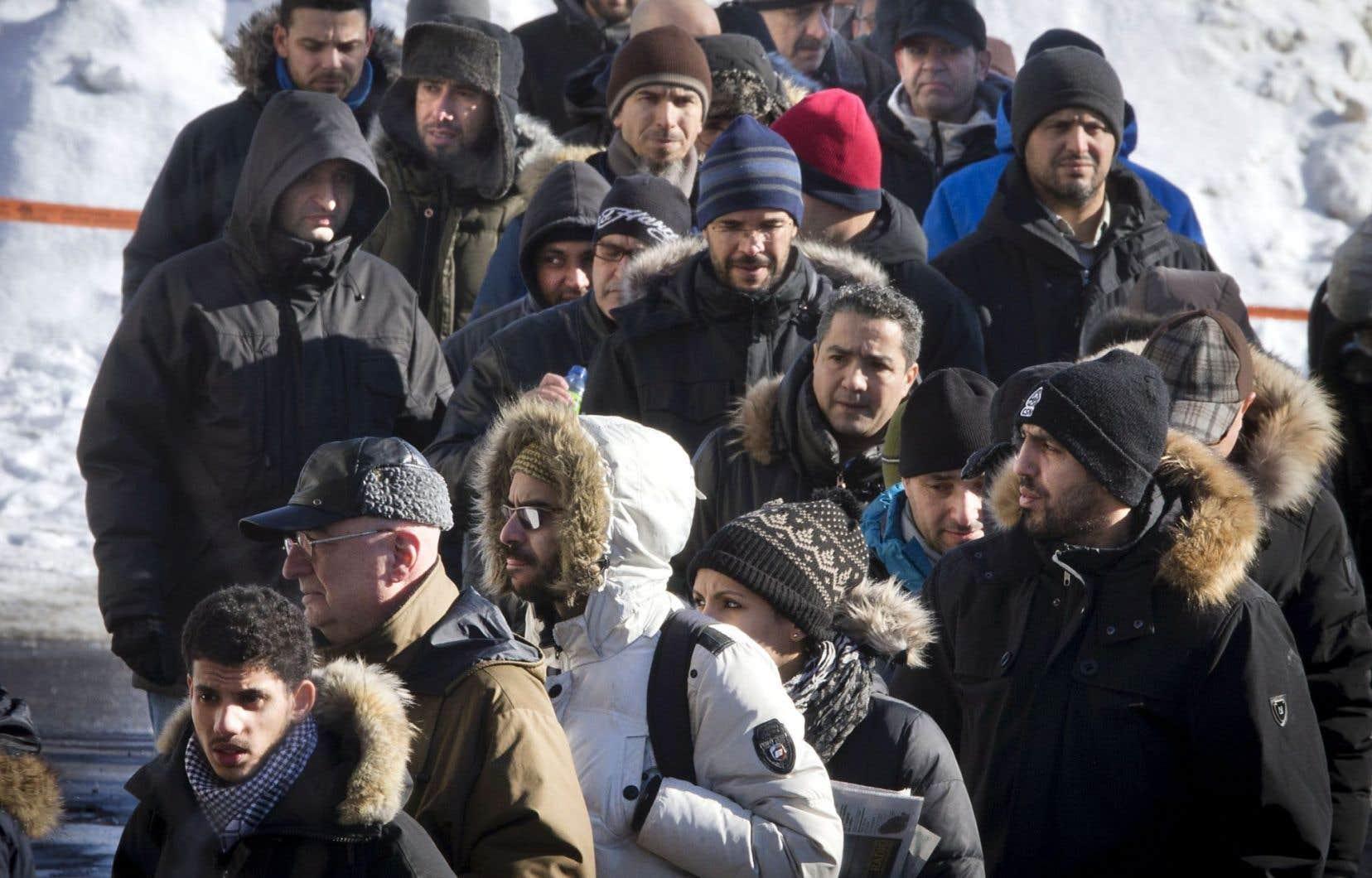 Au Québec, les immigrants affrontent plus de défis lorsqu'ils tentent de faire évaluer leurs compétences.