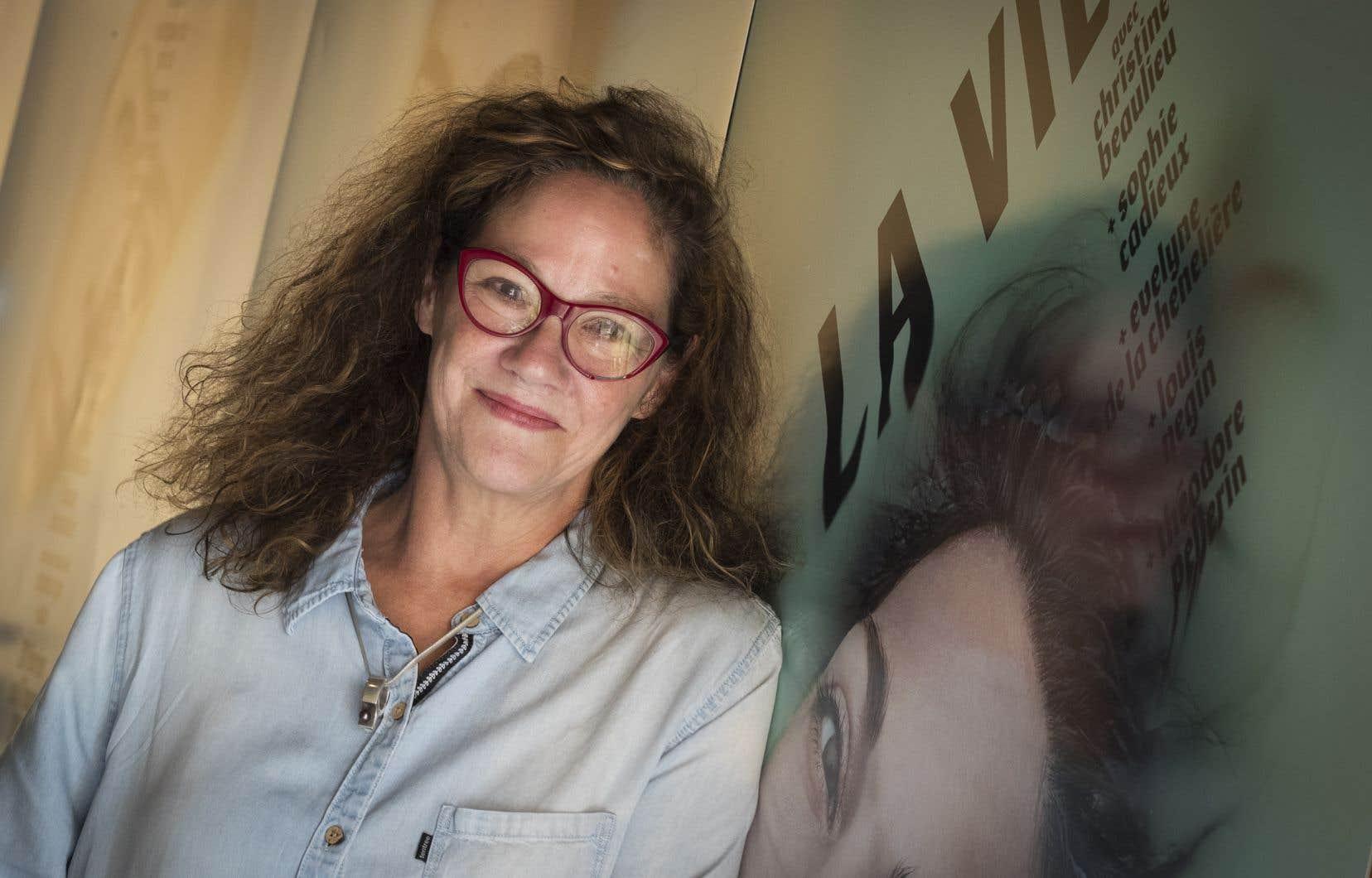 La directrice du théâtre Espace Go, Ginette Noiseux, reconnaît que les femmes de théâtre du Québec ont fait du chemin depuis les années 1970.