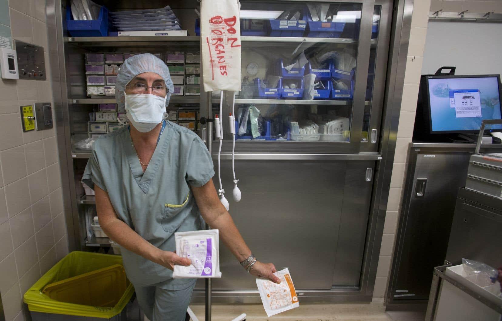 «Quelques cas» de dons d'organes se sont déjà faits dans un contexte d'aide à mourir.