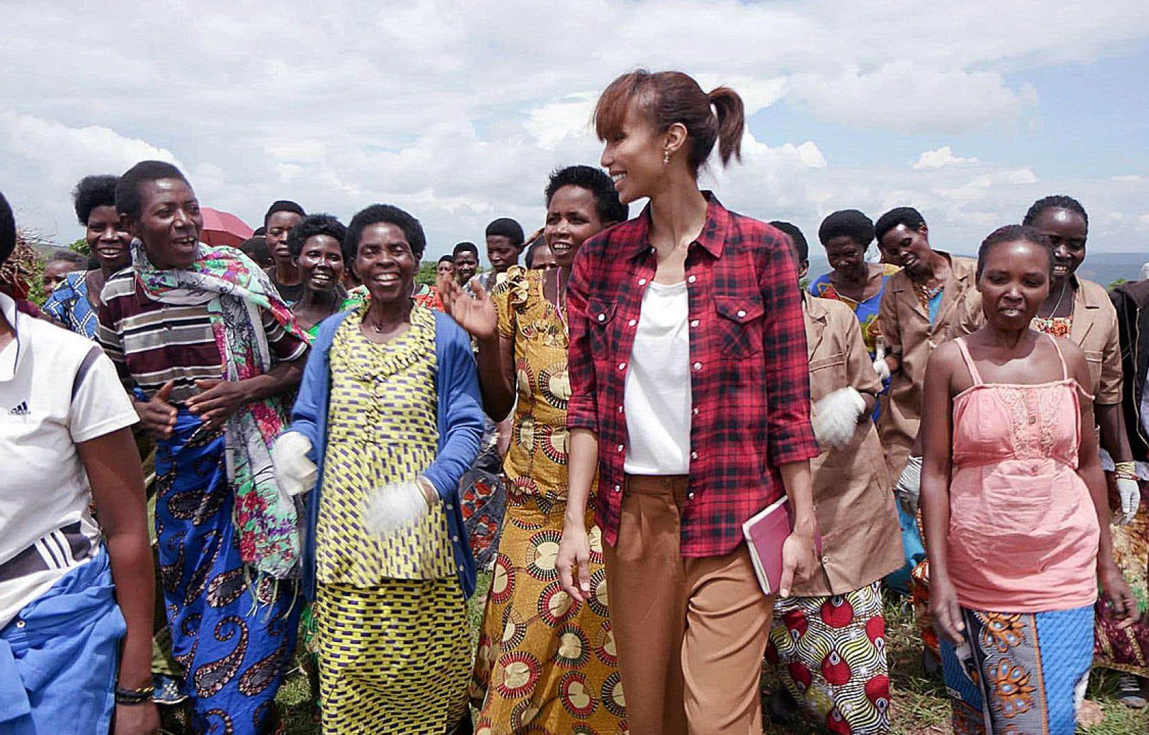 Image tirée de «Femmes du Rwanda»