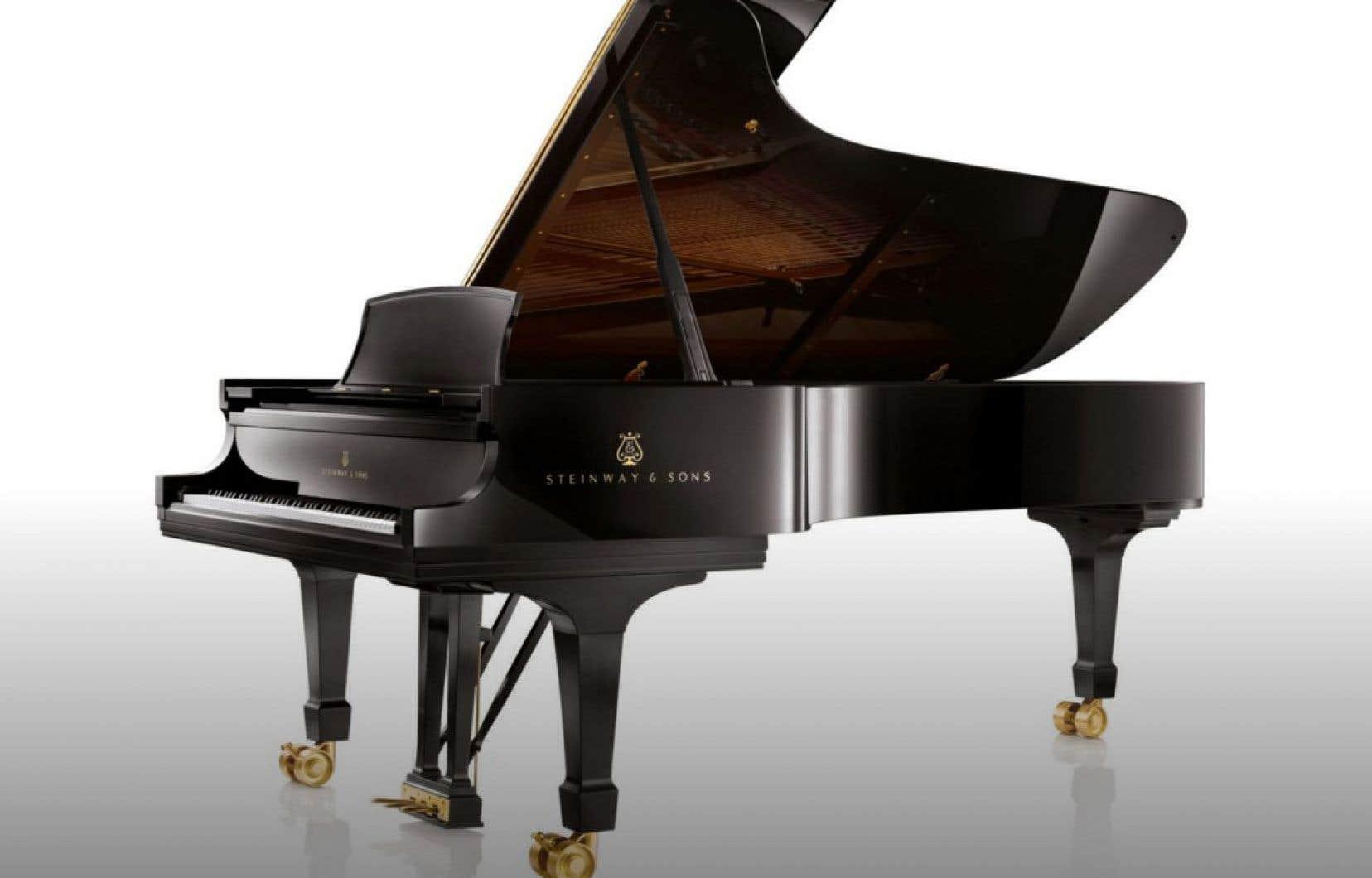 Le nouveau piano Steinway, sélectionné avec grand soin par la Faculté de musique de l'Université de Montréal, a subi des «dommages importants» durant son transport depuis Hambourg.