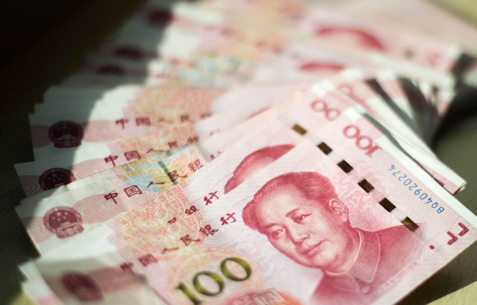 Les premières émissions d'obligations étrangères en Chine ont eu lieu en 2005.