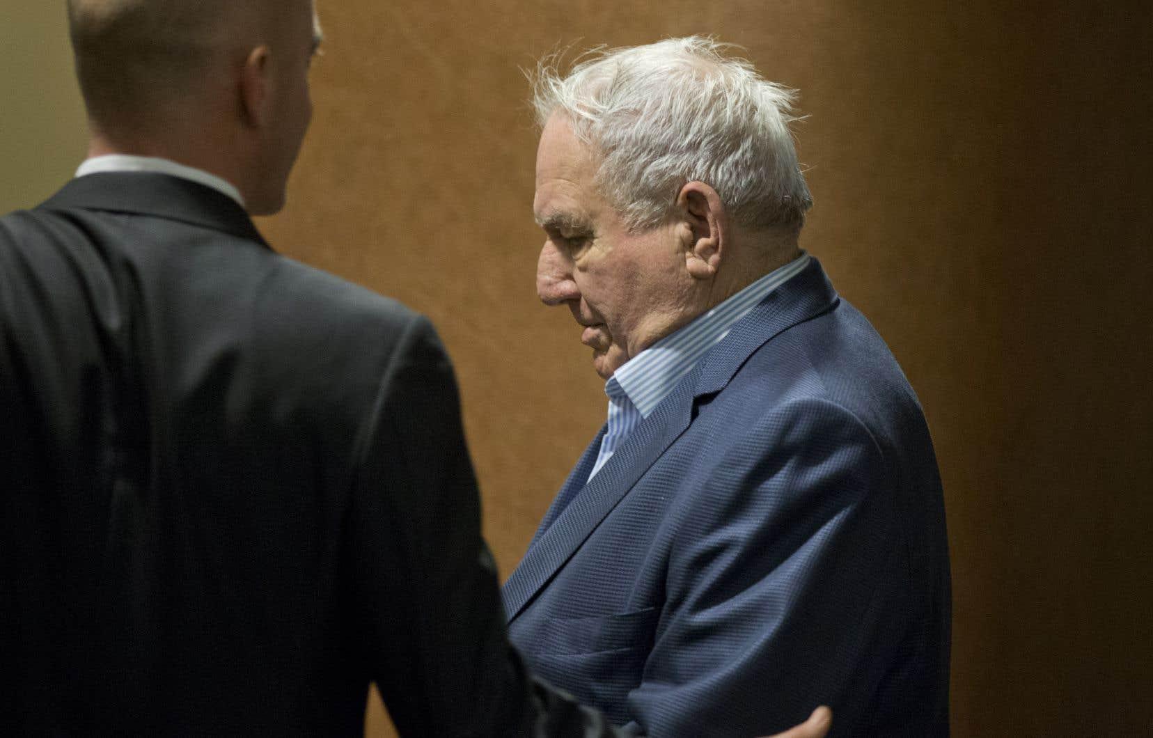 L'ancien collecteur de fonds d'Union Montréal,Bernard Trépanier