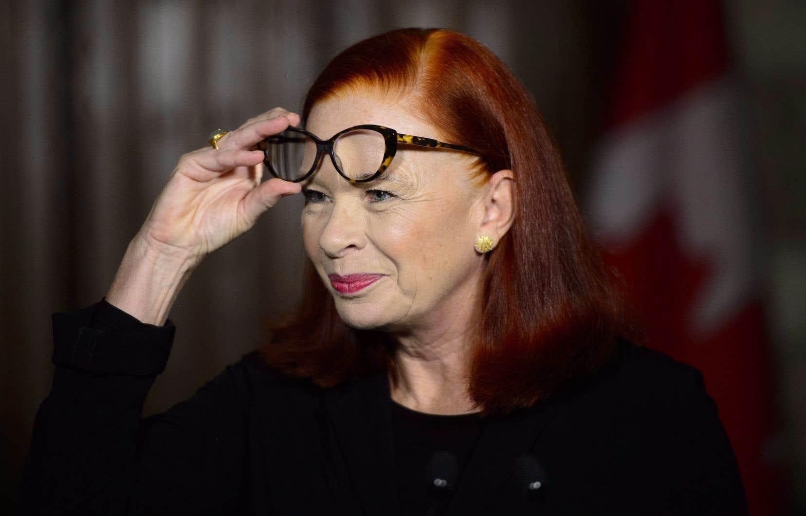 La nouvelle patronne de CBC/Radio-Canada, Catherine Tait