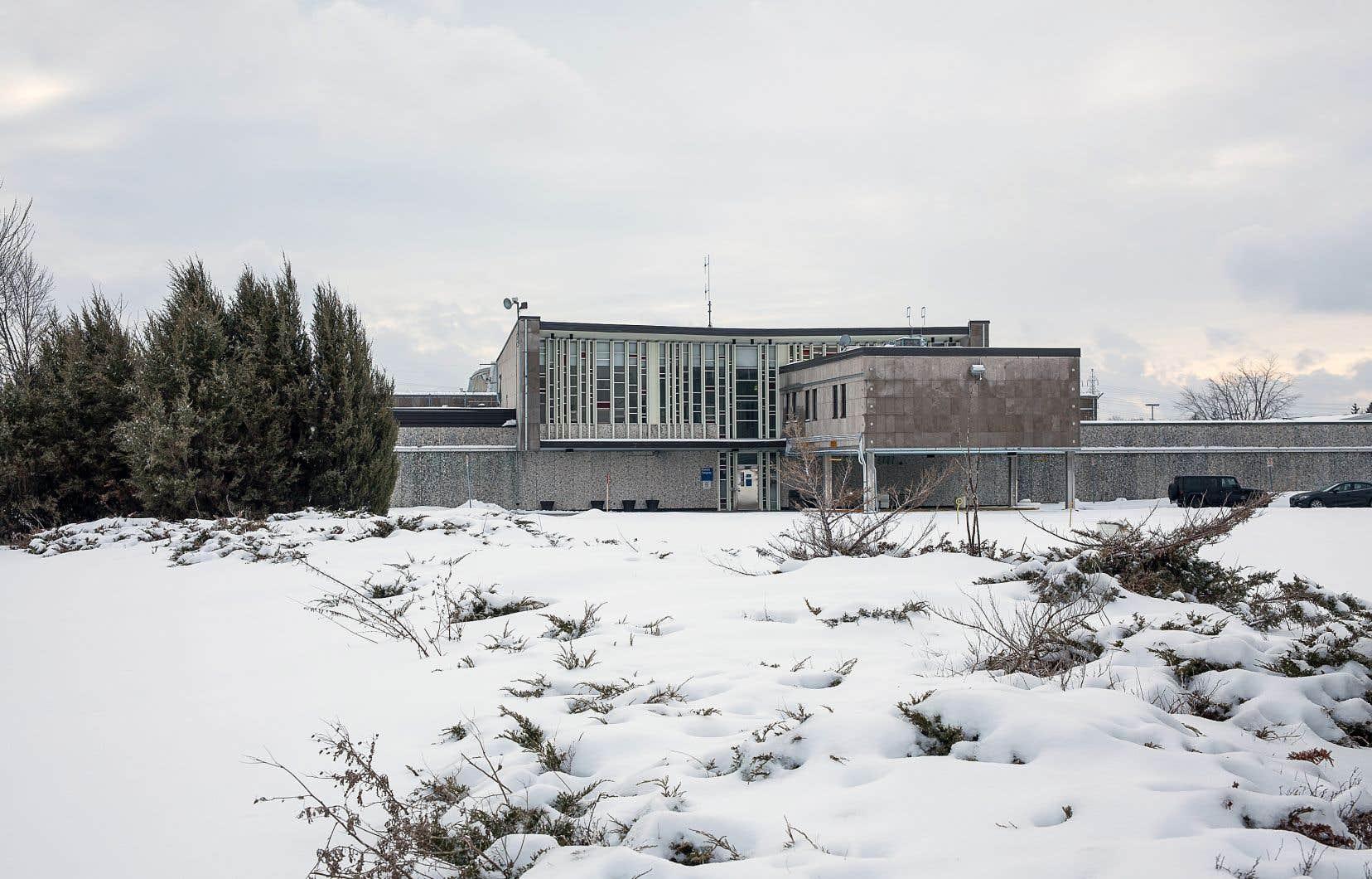 La prison Tanguay a été construite en 1964 sur le terrain de la prison de Bordeaux.
