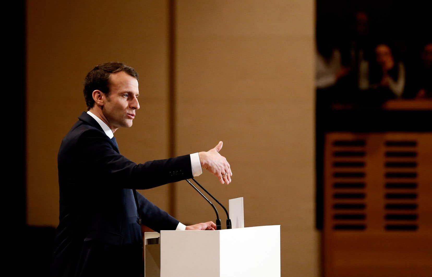 Le gouvernement français a lancé mercredi la réforme emblématique des institutions promise par le président Emmanuel Macron.