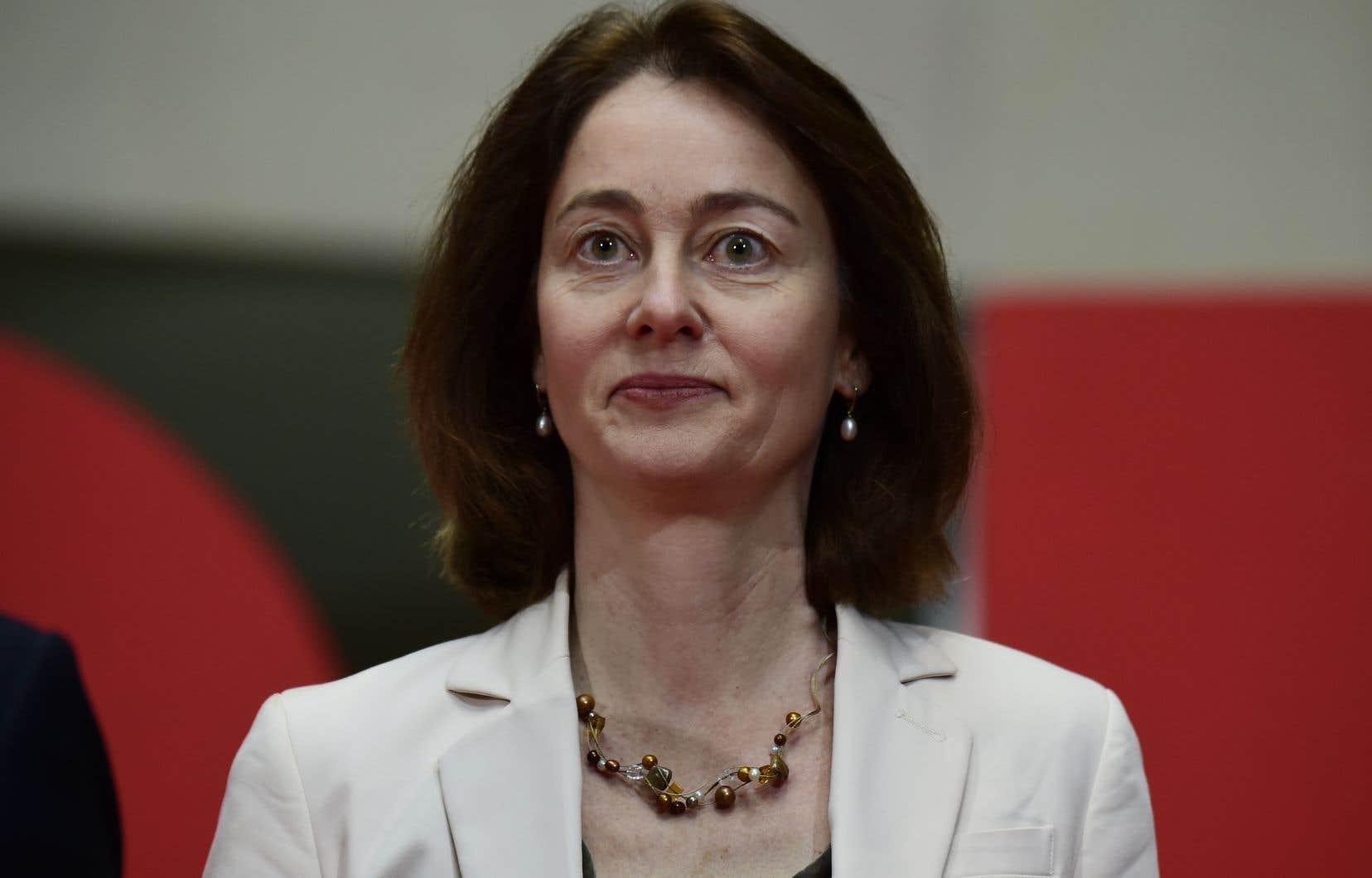 La ministre allemande de la Justice et de la Protection des consommateurs, Katarina Barley