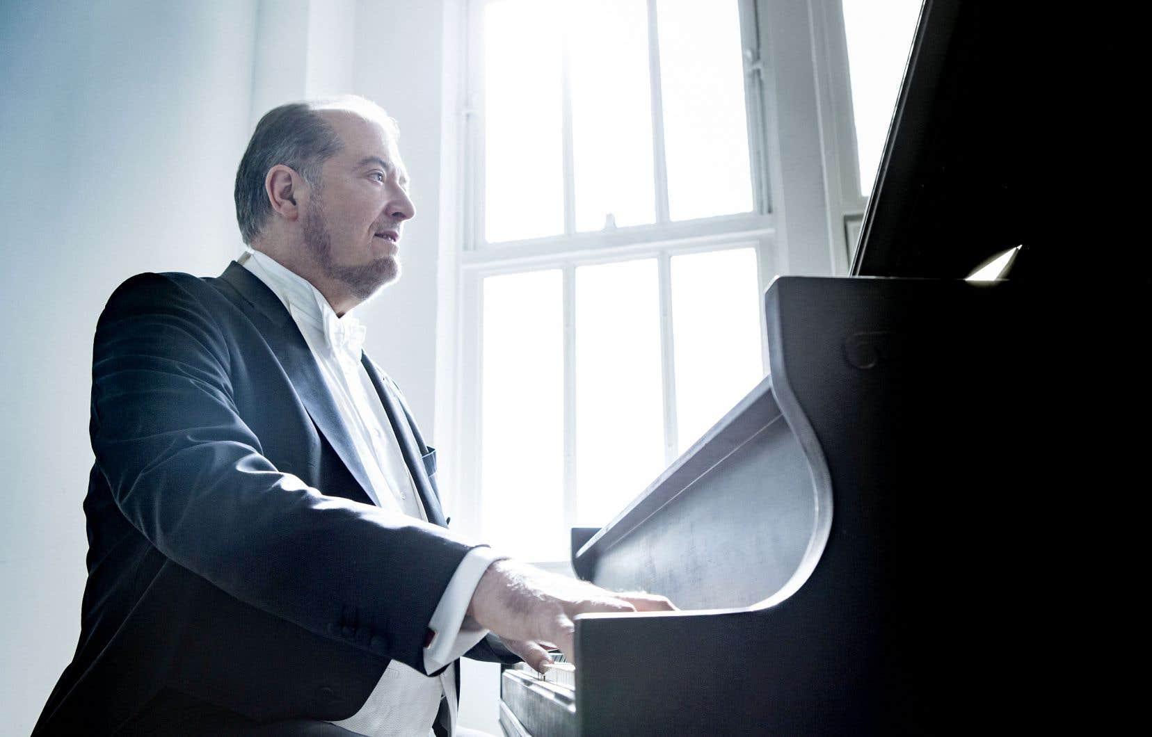 Le pianisteGarrick Ohlsson