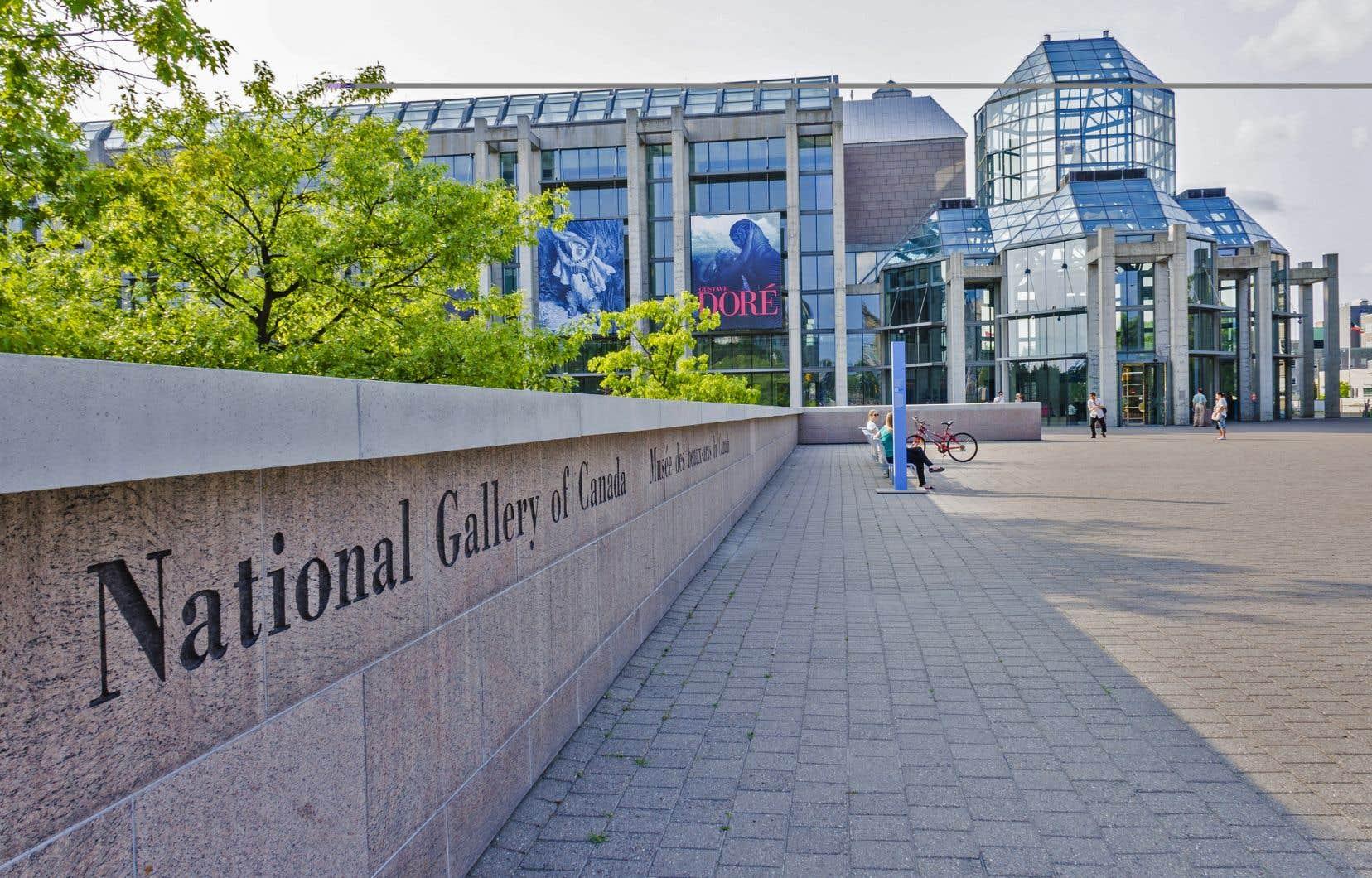 Le Musée des beaux-arts du Canada vendra l'un des deux tableaux de Marc Chagall pour sauver une autre oeuvre «plus importante dans l'histoire de l'art et pour le patrimoine canadien».