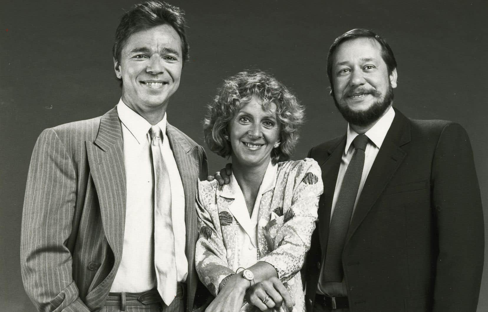 Lise Le Bel a animé le magazine économique «Questions d'argent», de 1985 à 1993.