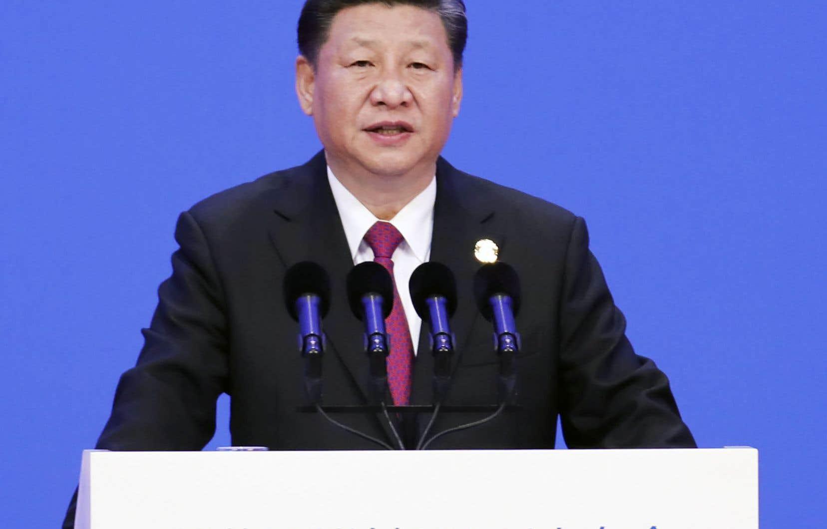 «La Chine va entrer dans une nouvelle phase d'ouverture», a affirmé le président Xi Jinping devant de hauts responsables internationaux réunis au Forum de Boao pour l'Asie.