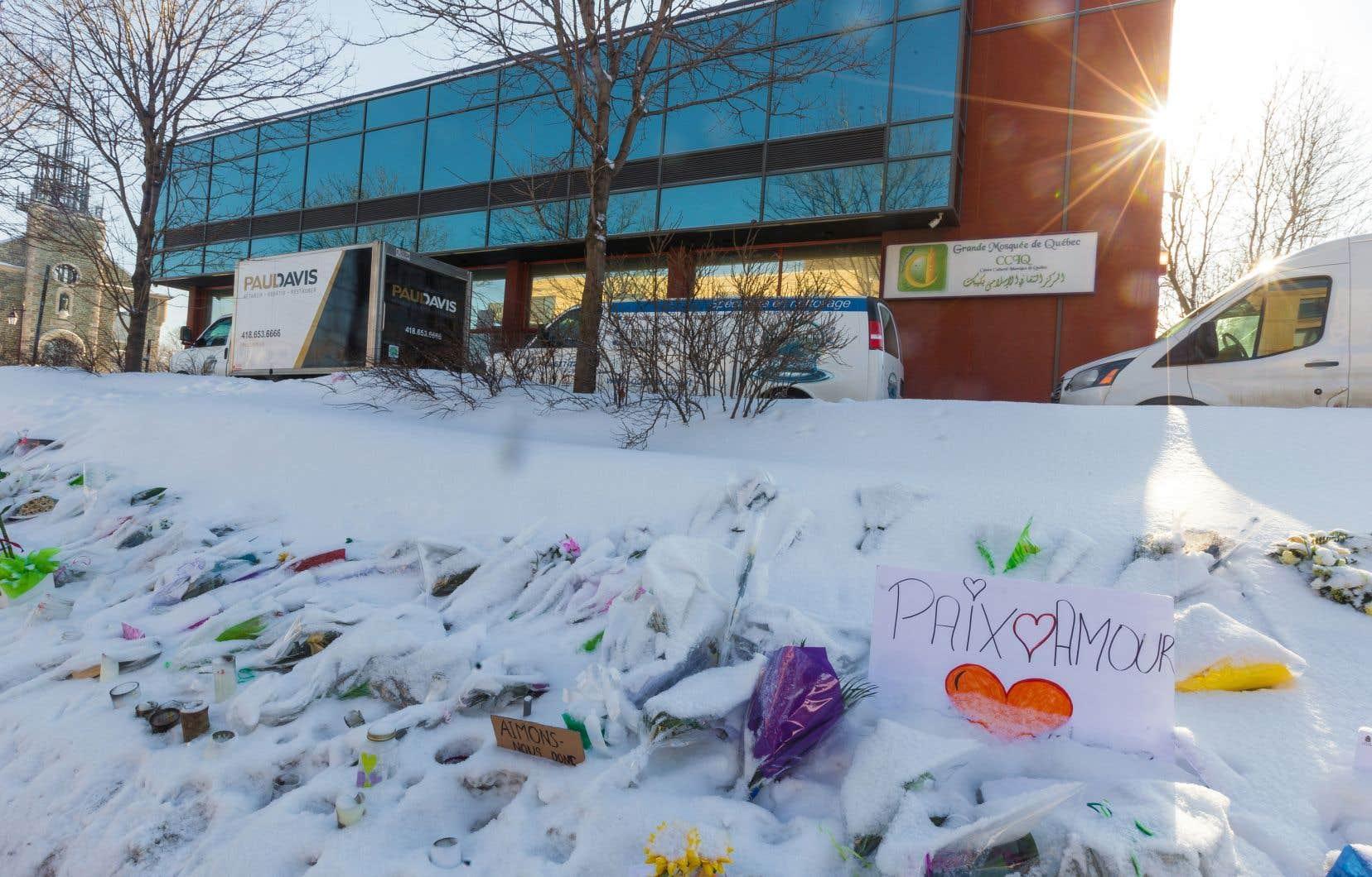La Couronne croit que le contenu de la vidéo pose un «risque extrêmement important» de traumatisme pour les victimes de l'attentat et leurs familles.