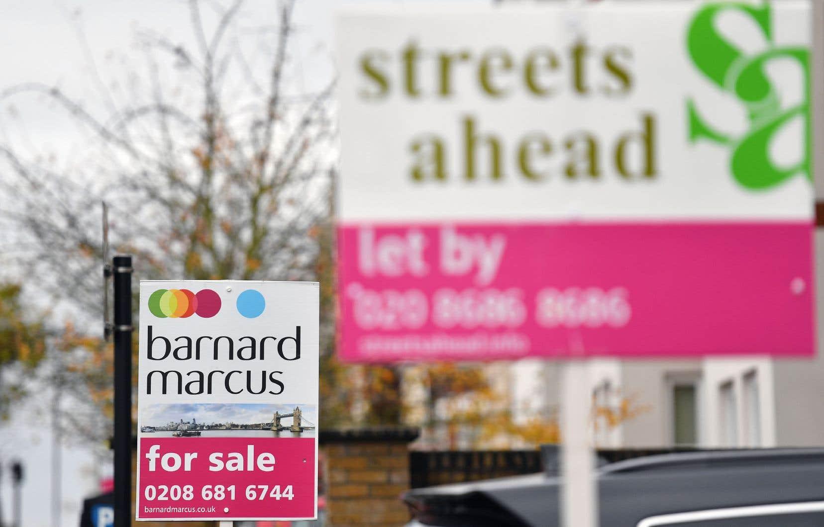 Vous voulez avoir une idée des tendances que vont suivre les prix immobiliers dans les grandes villes canadiennes? Regardez ce qui se passe à Londres, entre autres.
