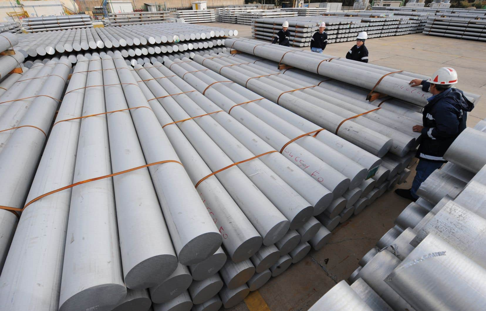 Le patron de la division de l'aluminium souhaite que le gouvernement américain ne mette pas fin à l'exemption du Canada pour les tarifs sur l'aluminium et l'acier.