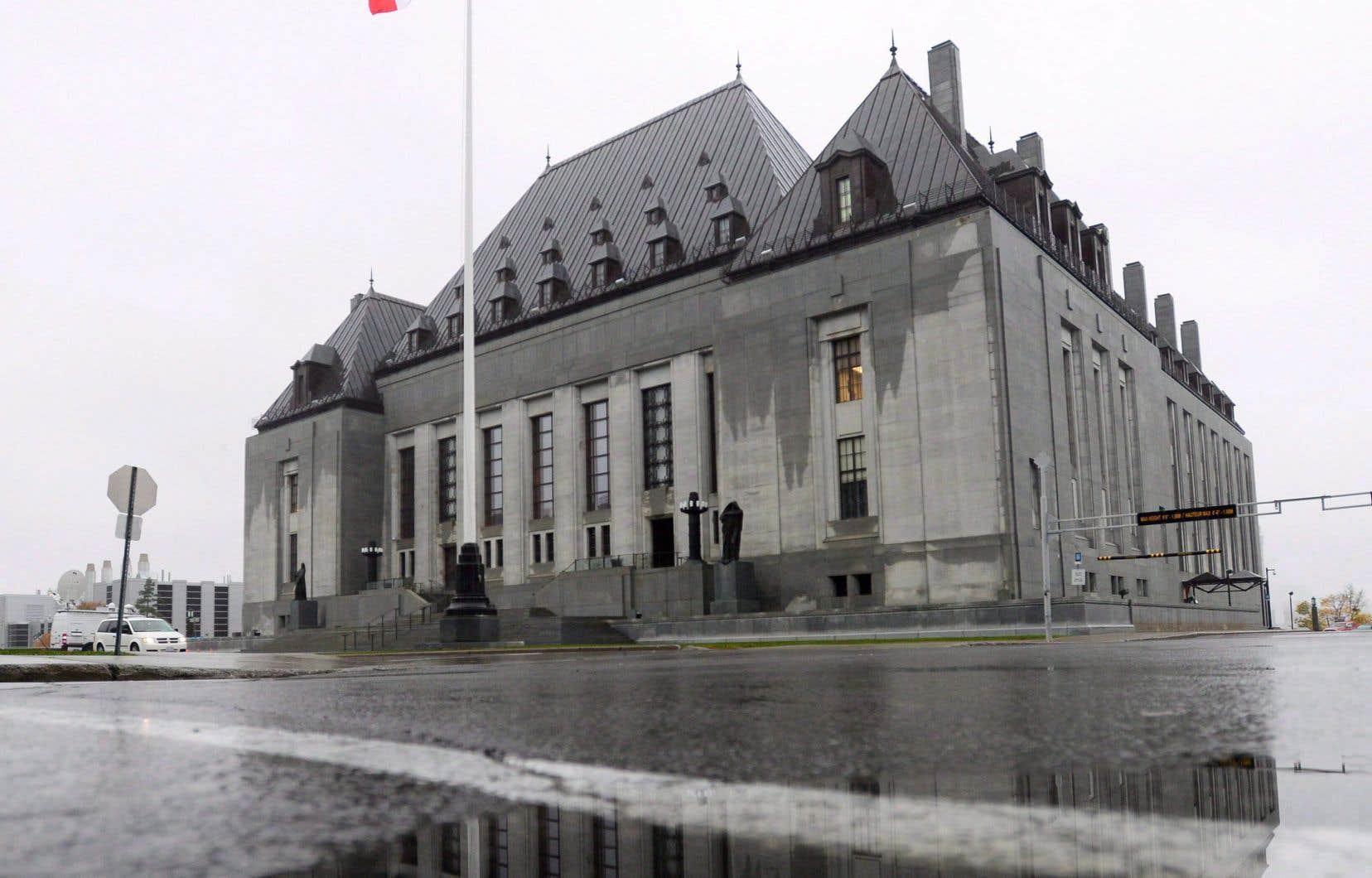 <p>Marie-Maude Denisdevra se tourner vers la Cour suprême du Canada.</p>