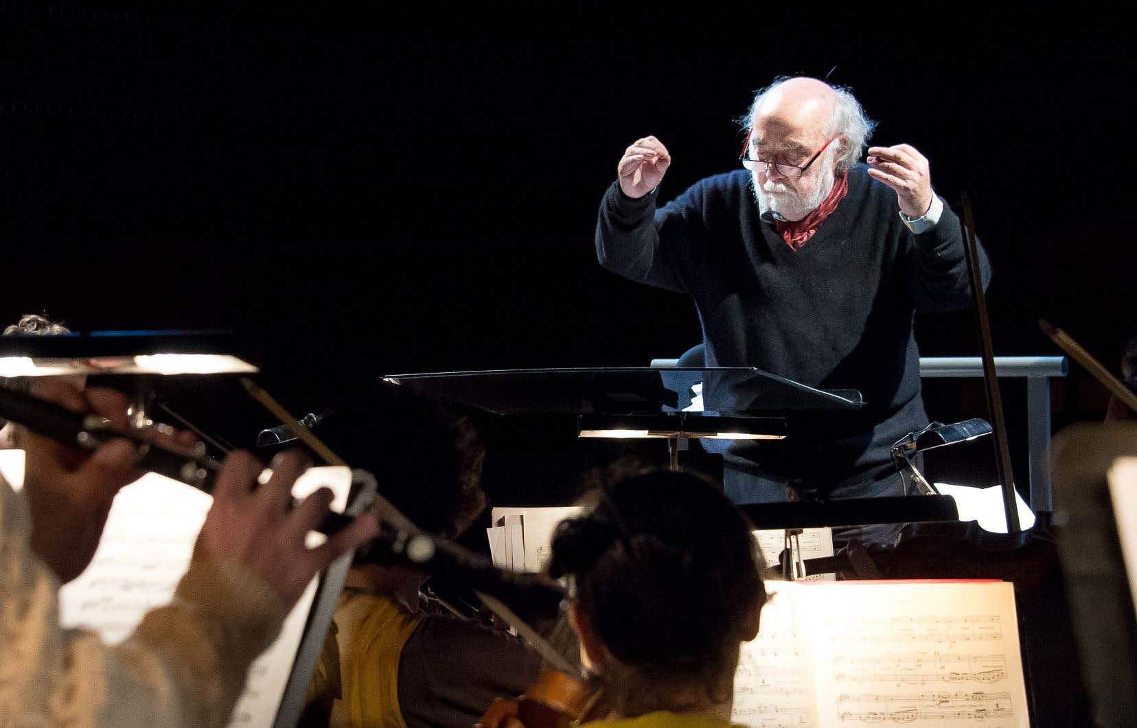 Le chef d'orchestre était aussi renommé pour faire jouer les partitions de manière plus enlevée, notamment Mozart.