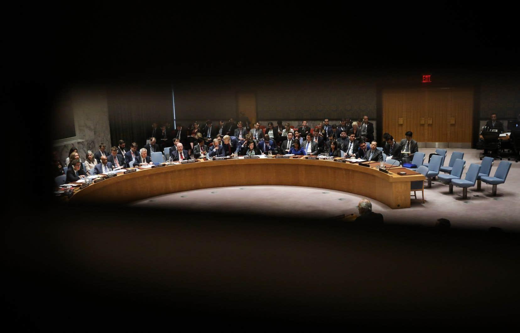 De nouvelles «sanctions russes» seront prises, a annoncé l'ambassadrice américaine à l'ONU, Nikki Haley.