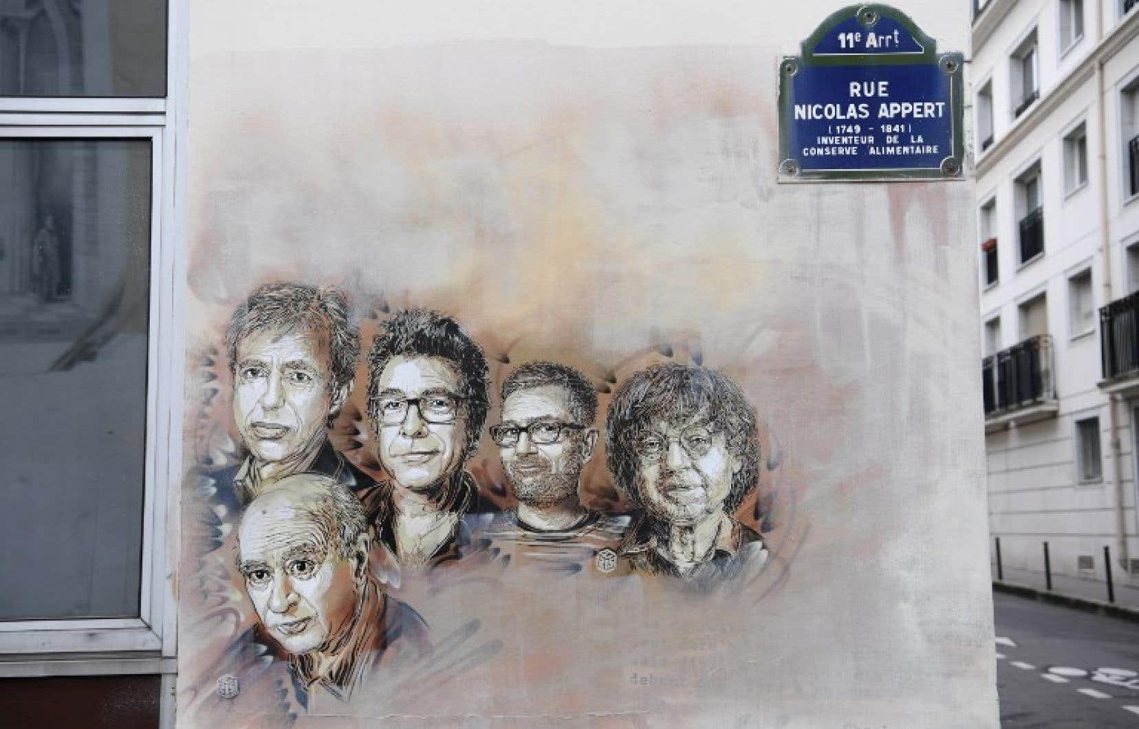 Plusieurs membres de la rédaction de l'hebdomadaire satirique Charlie Hebdo ont perdu la vie le 7 janvier 2015.