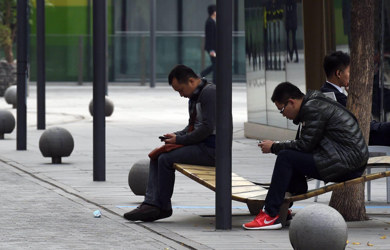 La Chine fait partie des pays les plus engagés dans le déploiement de la 5G.