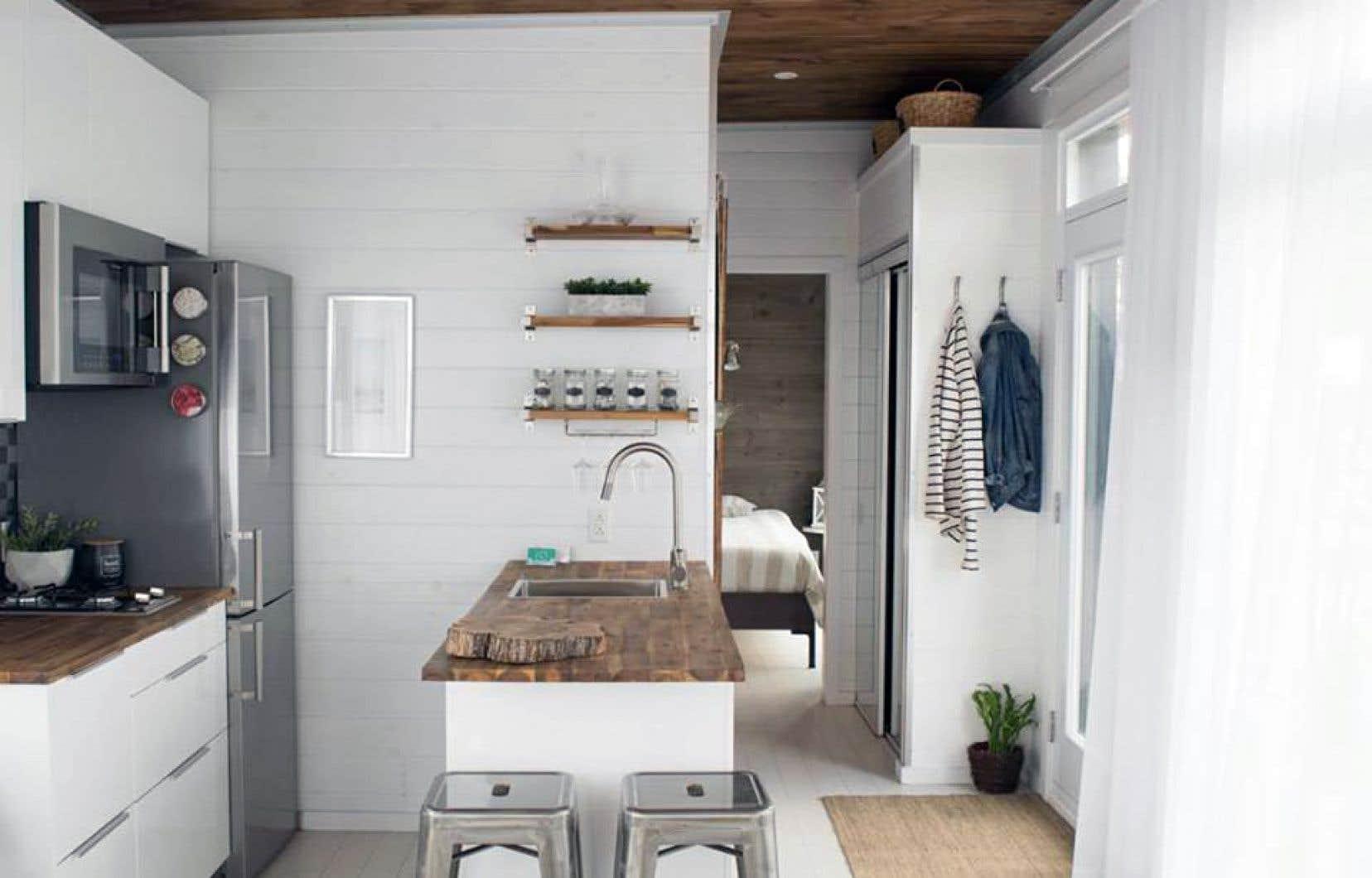 Vivre En Appartement Ou En Maison mini-maisons: vivre dans tout petit | le devoir