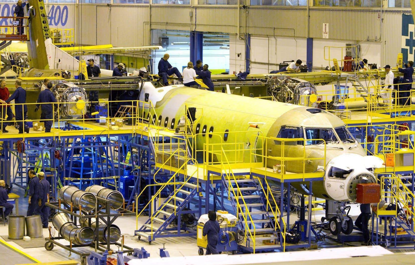 Près de 31 700 postes seront à pourvoir au cours des 10 prochaines années, selon Aéro Montréal.