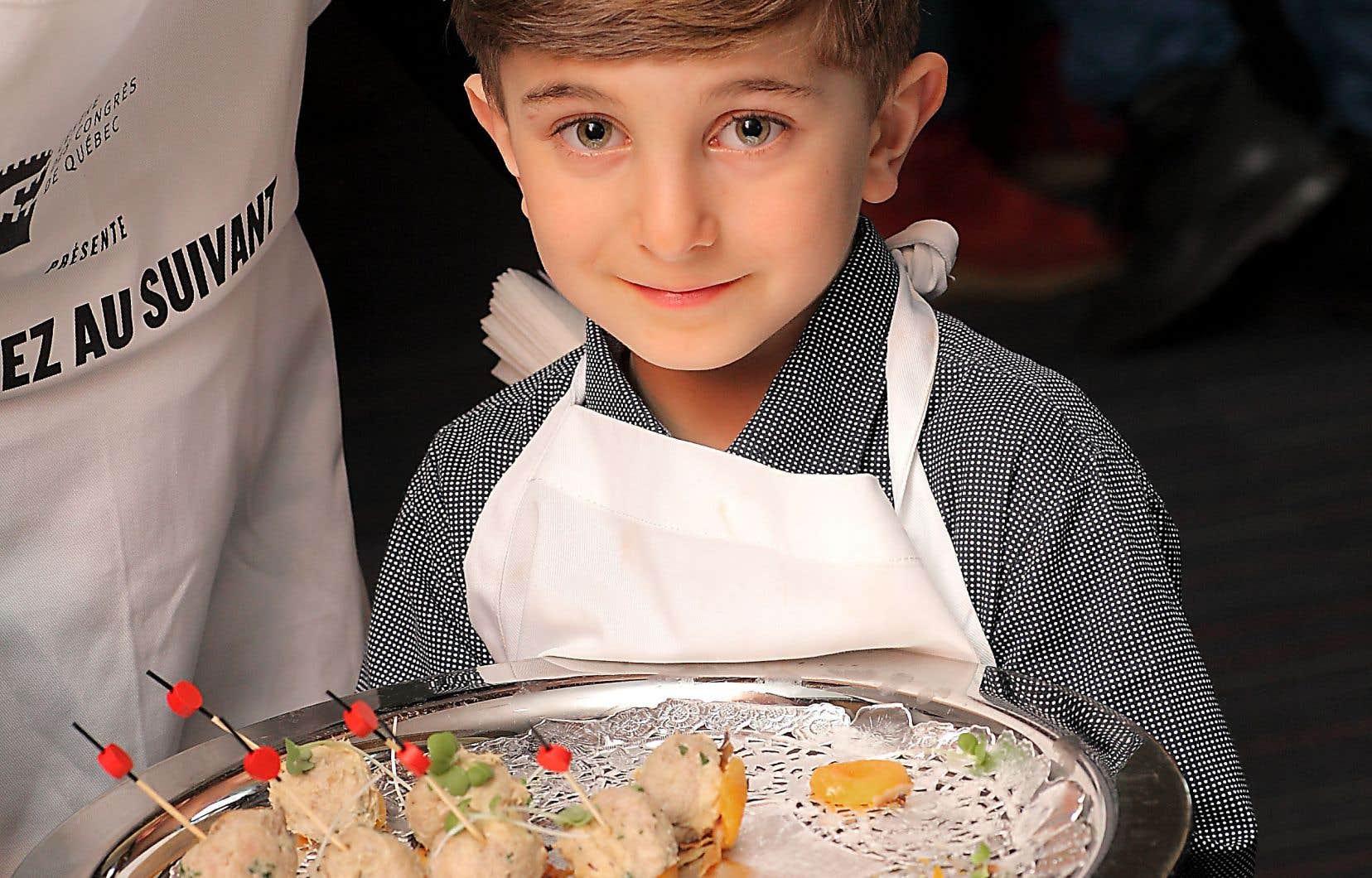 Avec Les Jeunes Gourmands, les enfants de moins de 12 ans peuvent s'initier à la gastronomie et aux produits locaux.
