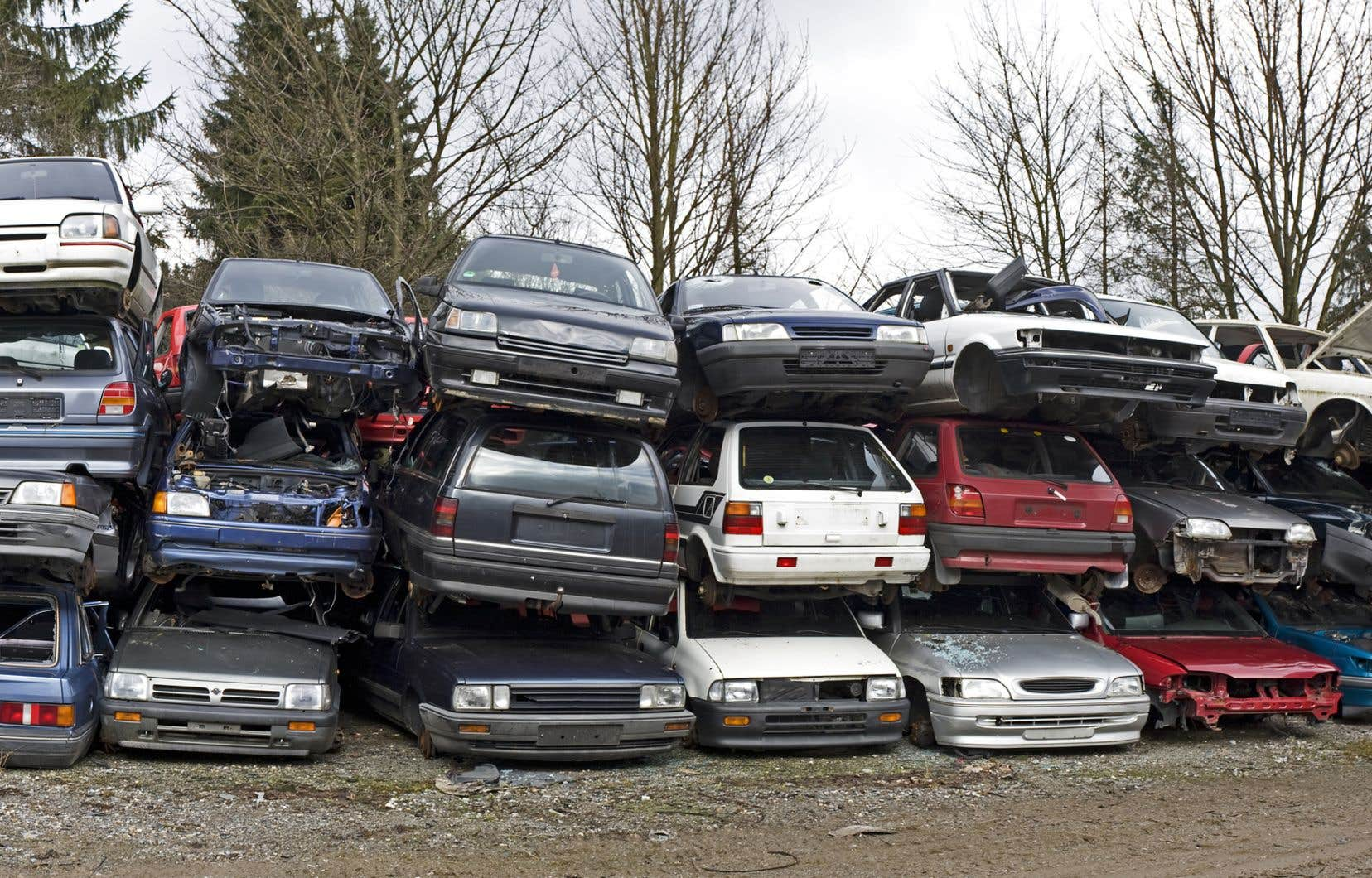 Il y aurait une forte demande d'ingénieurs capables de concevoir des voitures facilement démontables, rapporte l'étude.