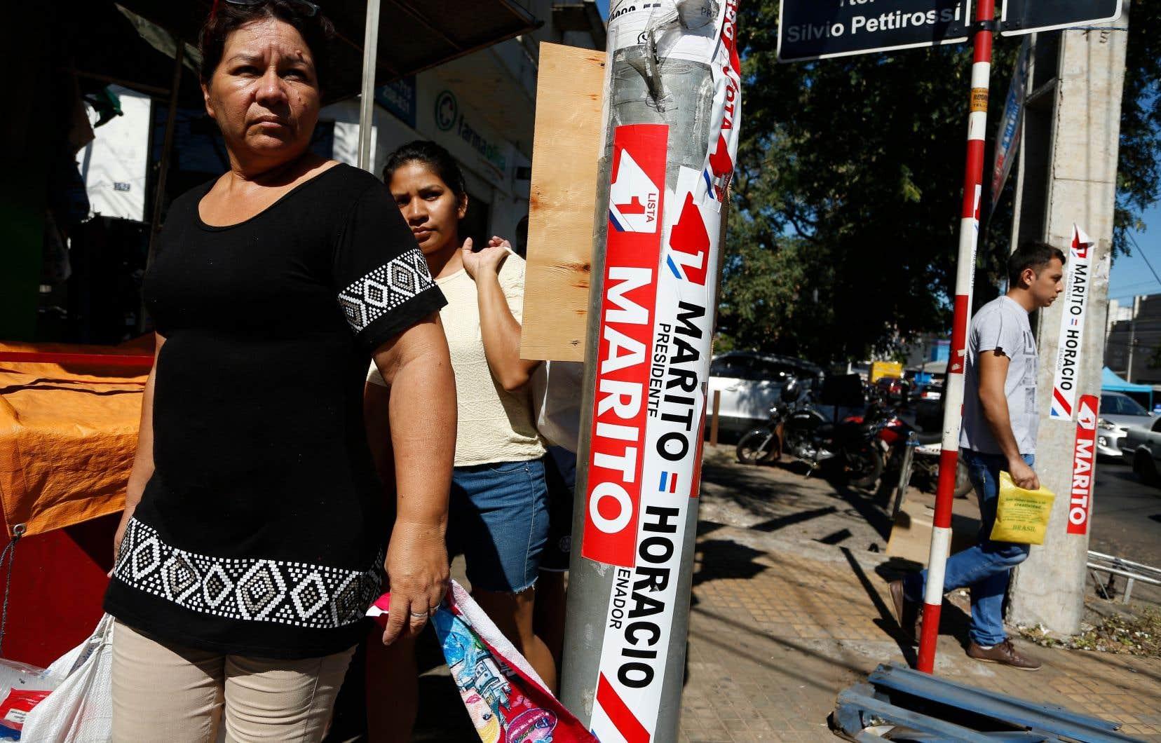 Les 4,2millions d'électeurs sont appelés à se rendre dans les bureaux de vote dimanche.