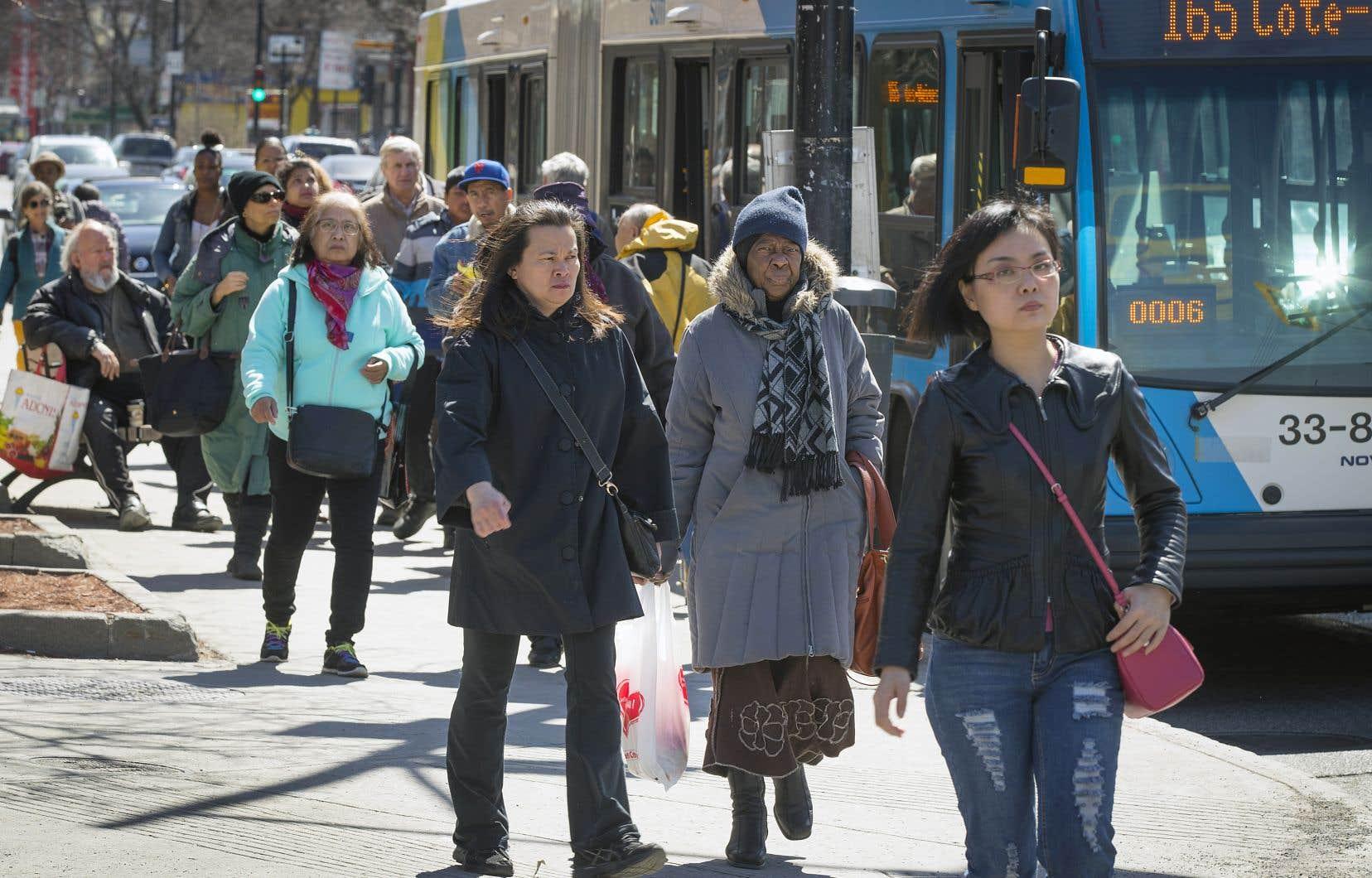 Selon le sondage, 84% des Québécois jugent que la francisation devrait être obligatoire pour les immigrants.