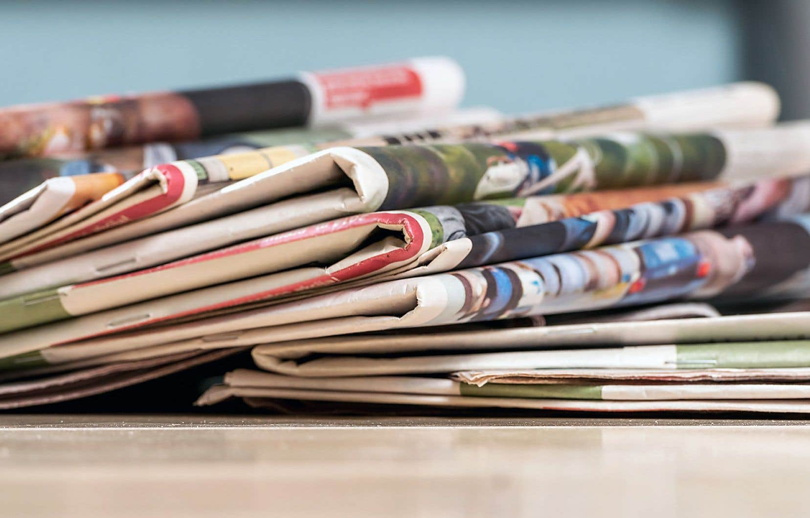 Le Québec a fait l'annonce d'une aide de 36,4millions aux médias, dont 19,2millions iront à la transformation numérique de la presse écrite.