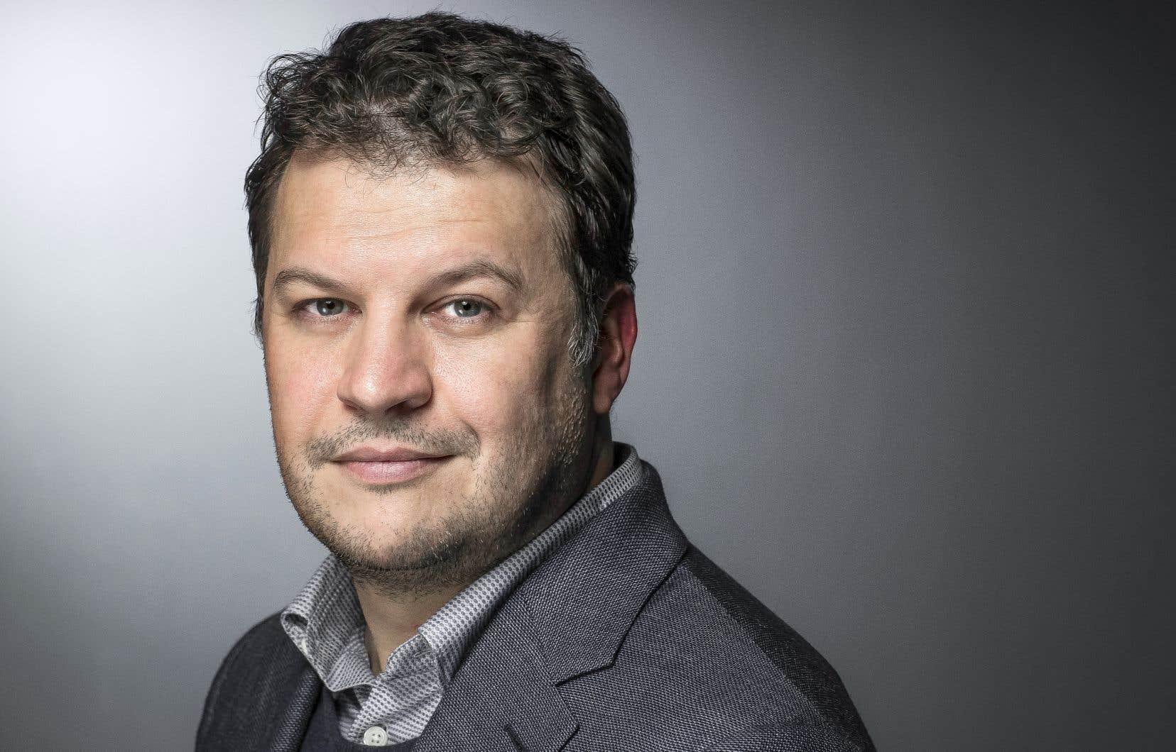 L'écrivain Guillaume Musso a vendu plus de 28millions de livres à travers le monde.