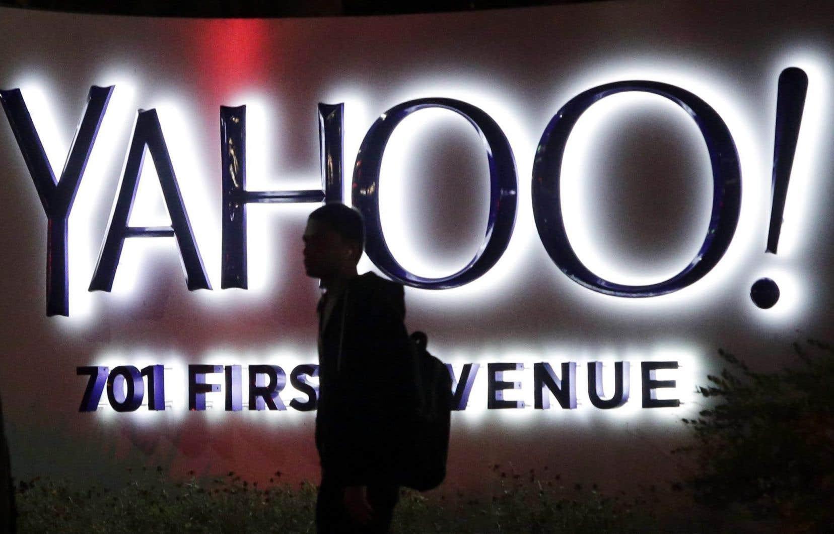 Yahoo! a subi des piratages de grande ampleur, en 2013 puis en 2014.