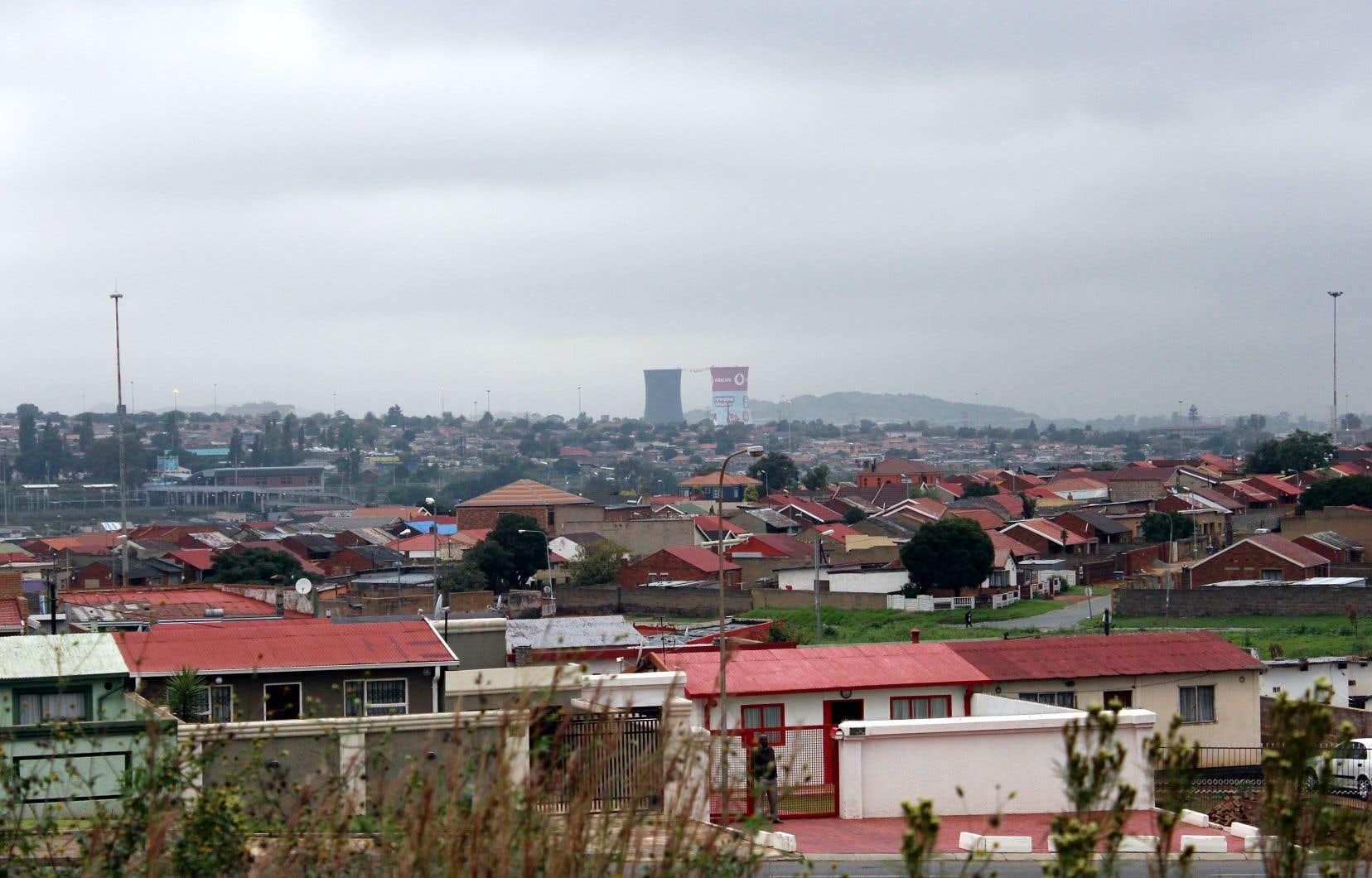 Même si le transport à vélo n'a pas encore été adopté par les habitants du ghetto, les rues de Soweto sont faciles et agréables à sillonner.