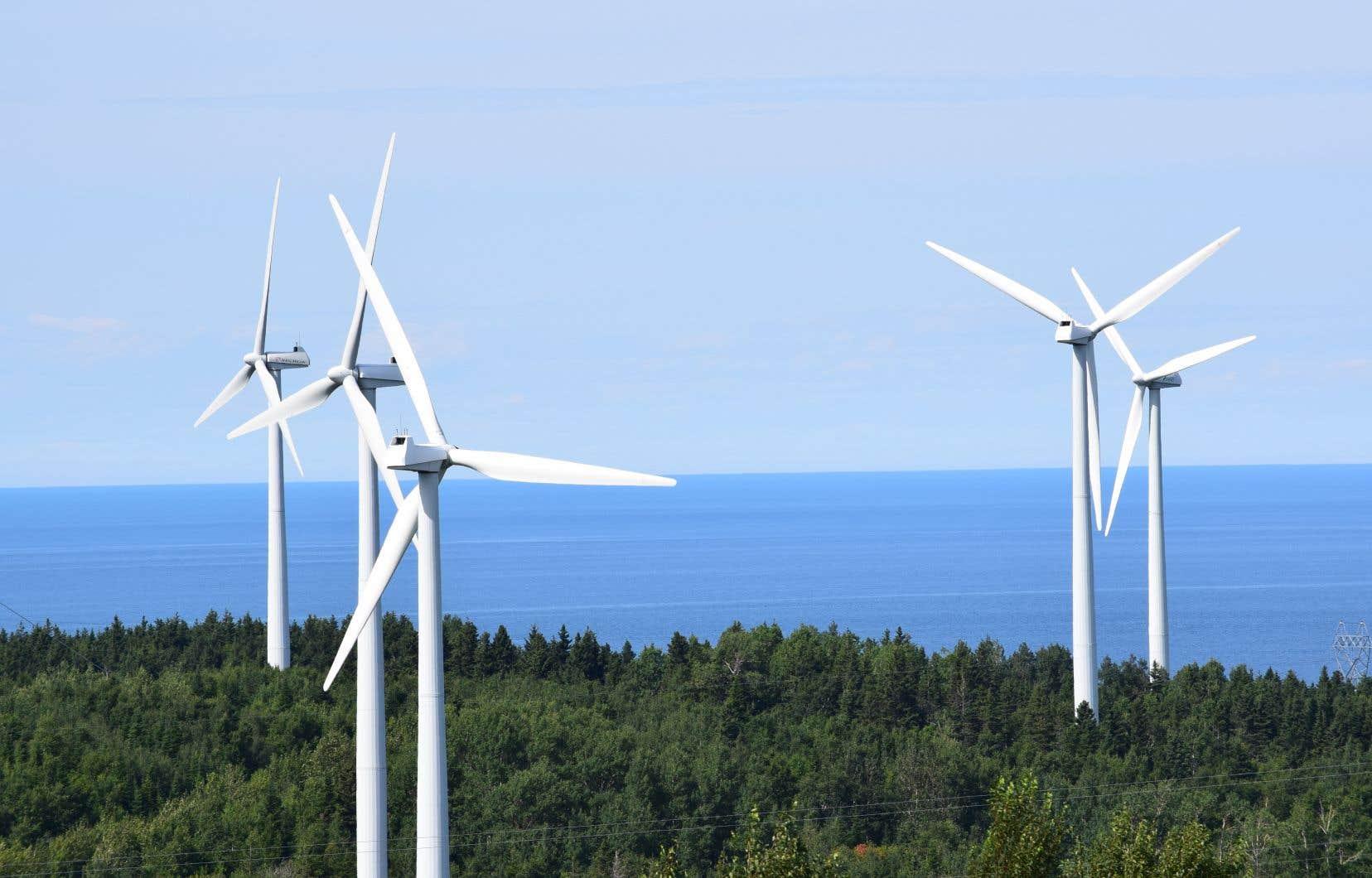 Plus de la moitié des 18milliards ont été investis dans l'électricité renouvelable.