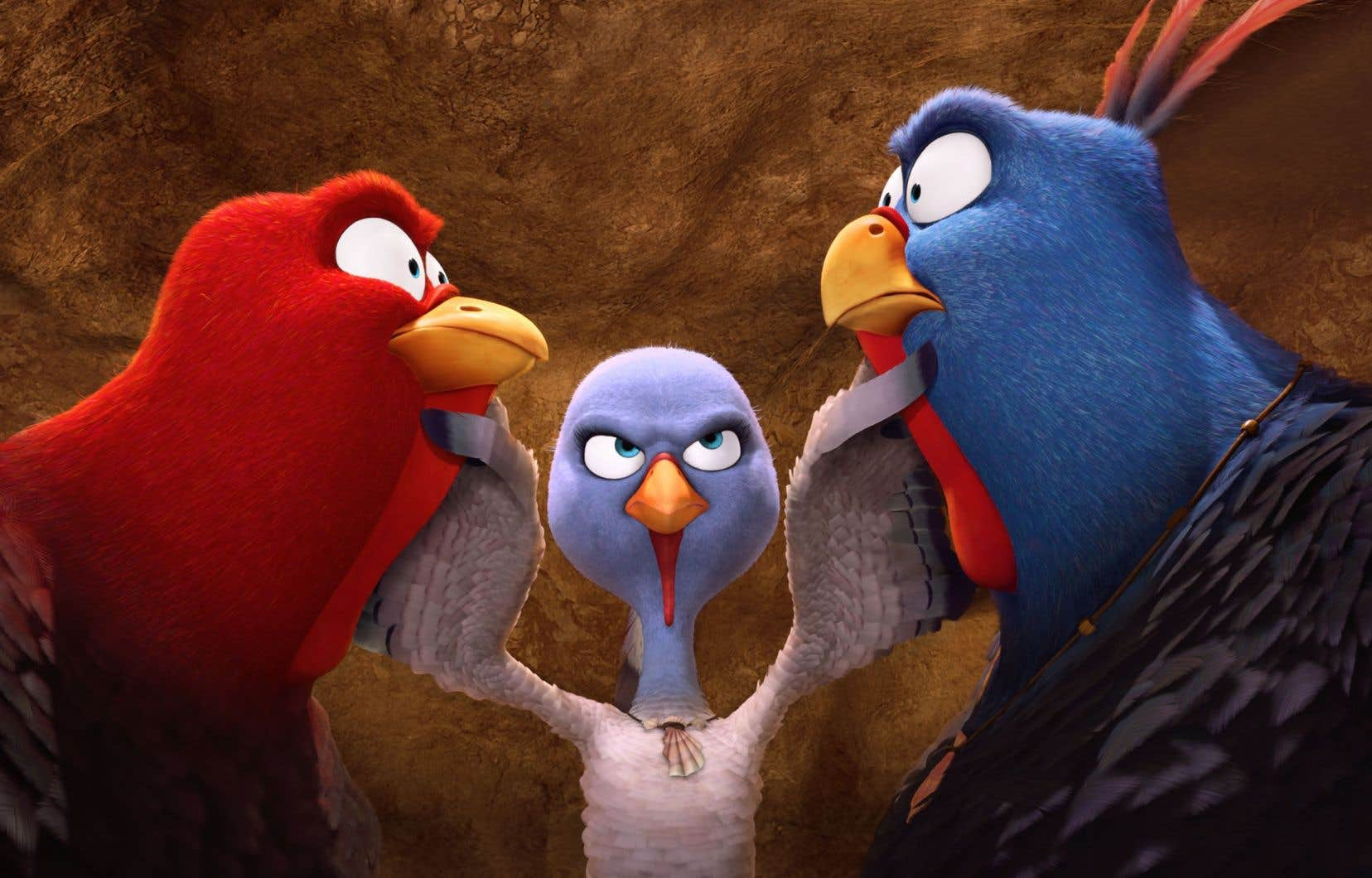 Le film d'animation «Mission Dindons» («Free Birds») est l'une des premières réalisations de Reel FX.