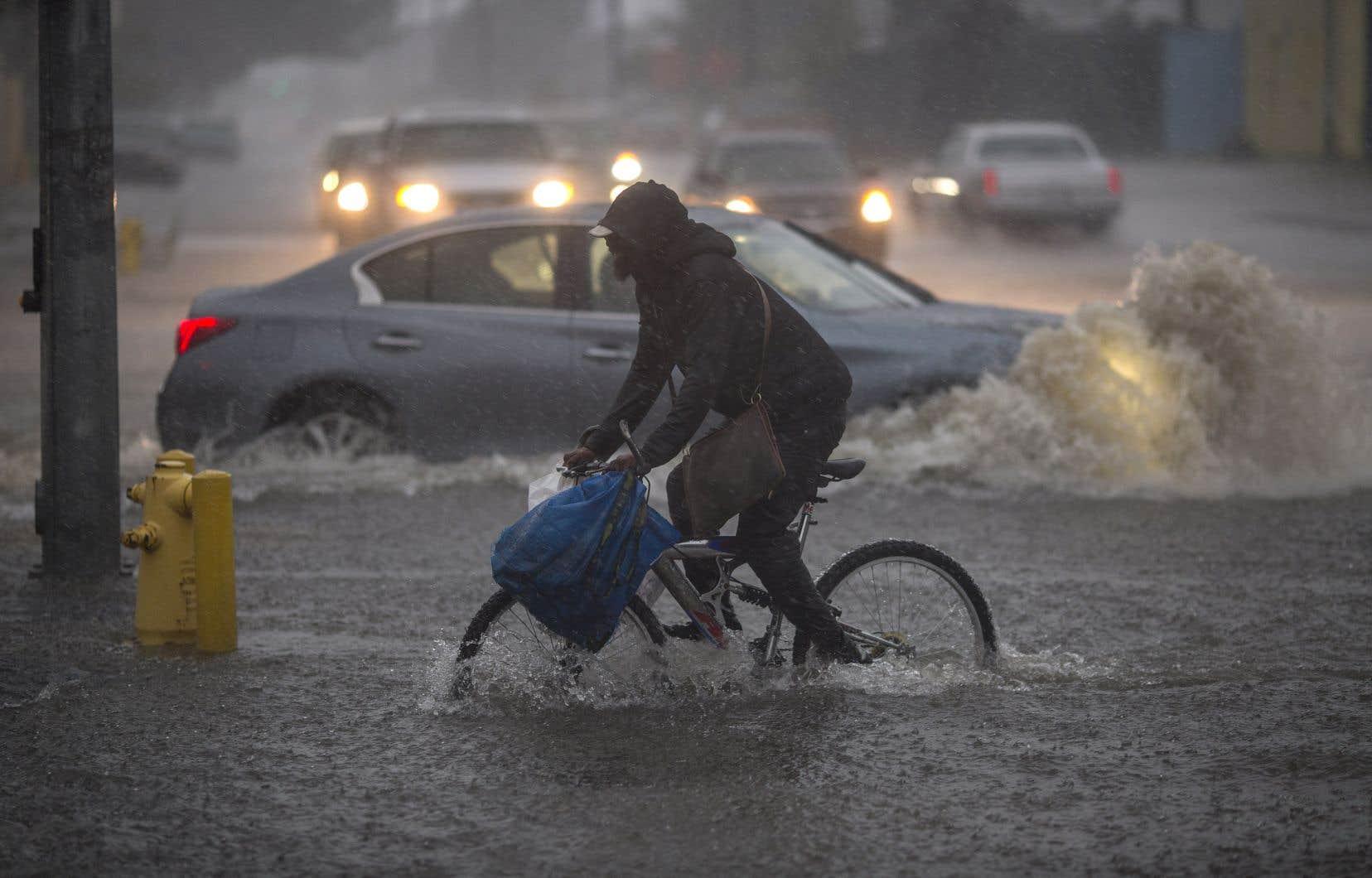 «Les impacts climatiques sont déjà visibles tout autour de nous», a souligné dans un communiqué Gebru Jember Endalew, qui préside le groupe des pays les moins avancés.
