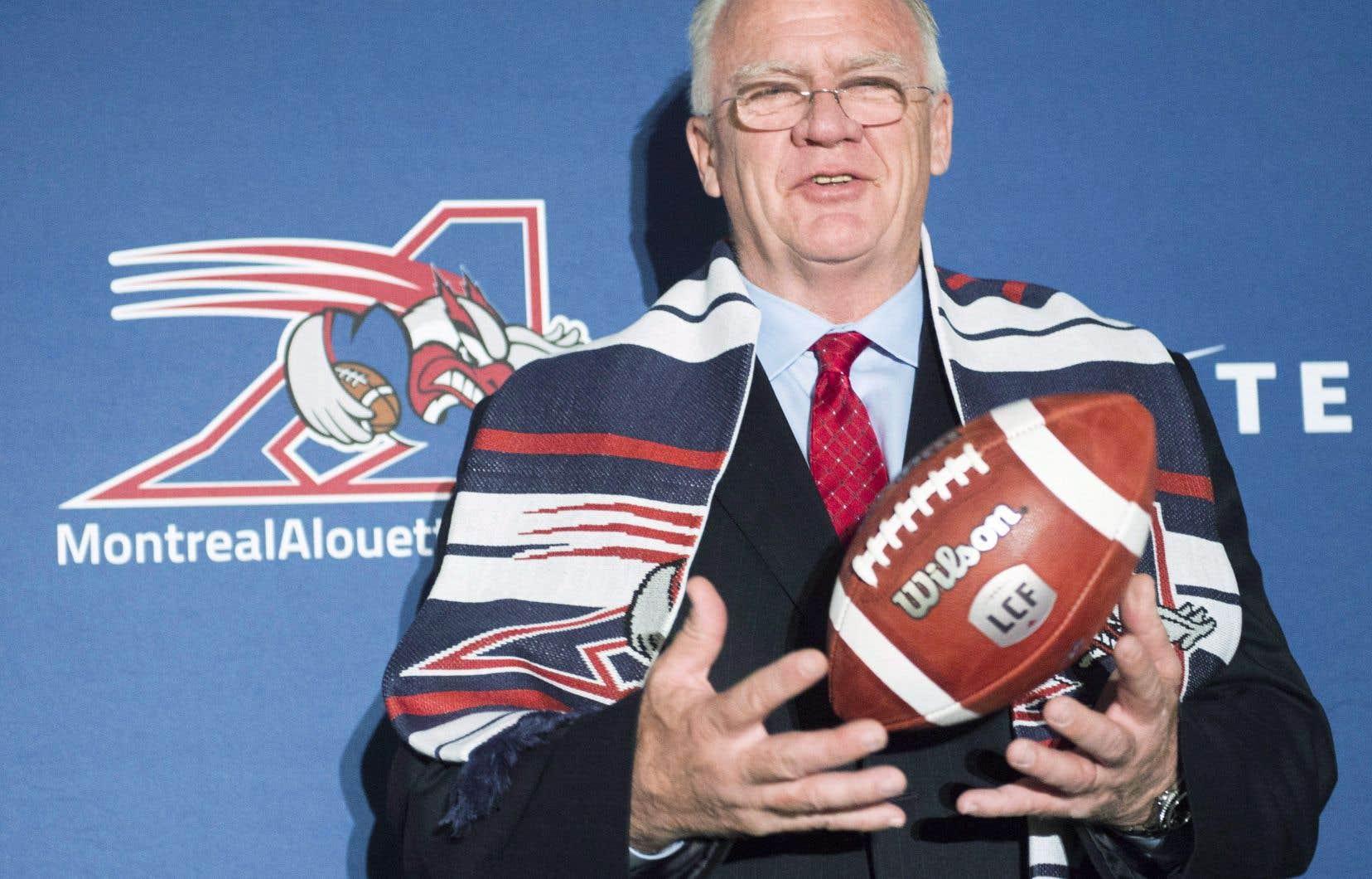 MikeSherman devra développer ses connaissances sur la Ligue canadienne. Les dimensions du terrain, le 12ehomme et les joueurs en mouvement sont des nouveautés pour lui.