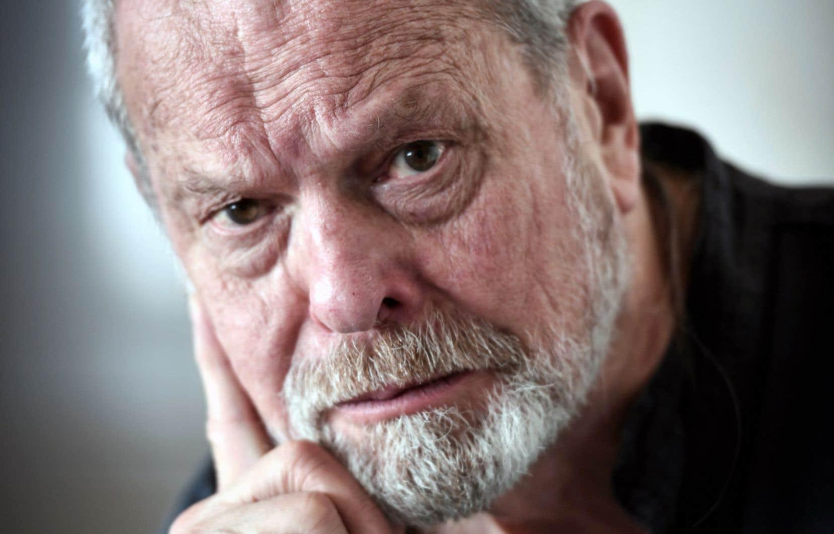 Le réalisateur britannique Terry Gilliam