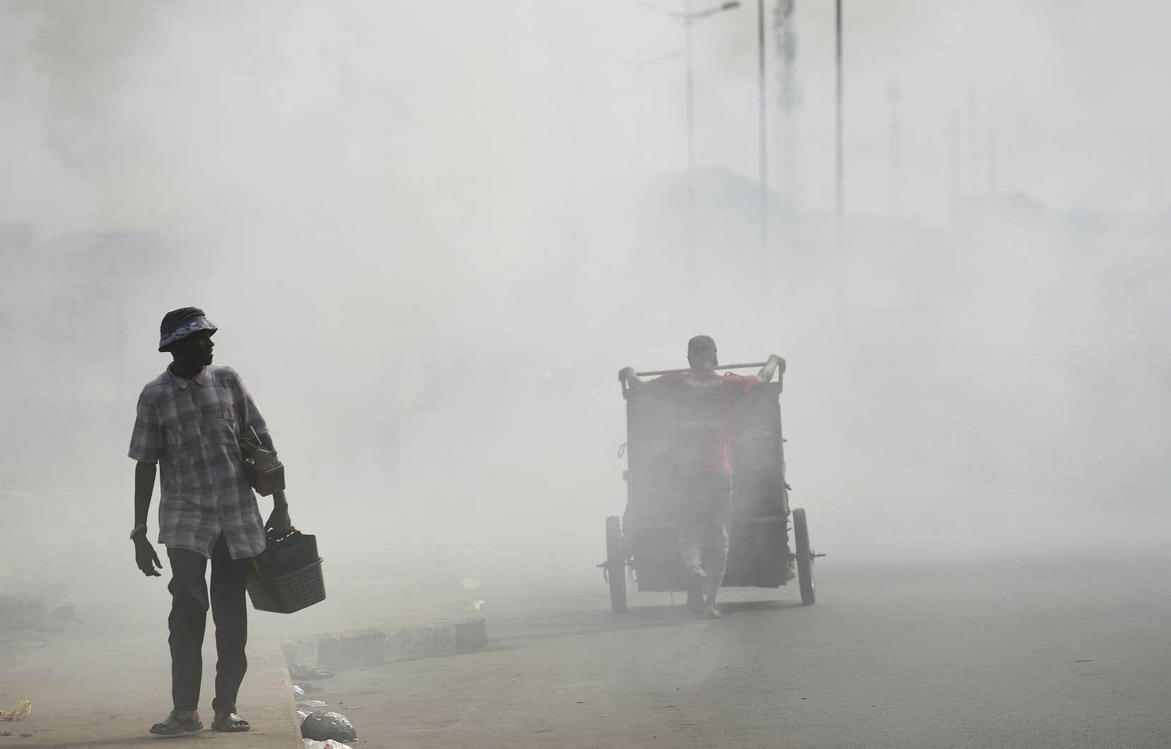 <p>Selon le rapport, plus de 90 % des décès liés à la pollution se produisent dans les pays à revenus faibles ou moyens, principalement en Asie et en Afrique.</p>