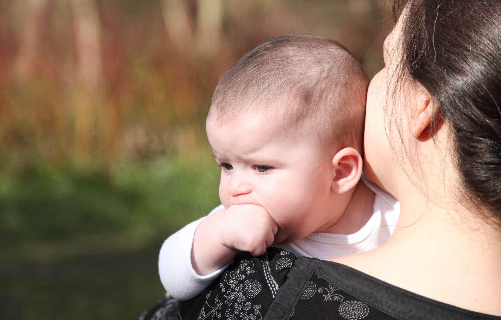 Actuellement, un trouble du spectre de l'autisme n'est diagnostiqué que sur la base de symptômes comportementaux qui n'apparaissent que durant la seconde année de vie de l'enfant.