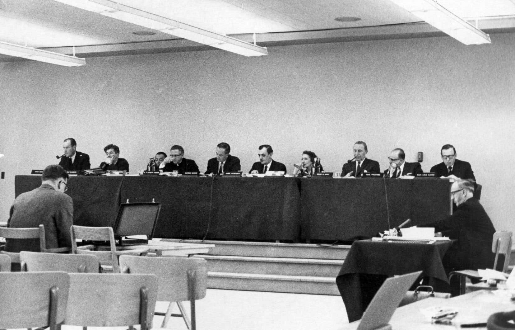 La Commission royale d'enquête sur le bilinguisme et le biculturalisme aura alimenté un moment historique dans la volonté du Canada de comprendre sa dualité fondatrice.