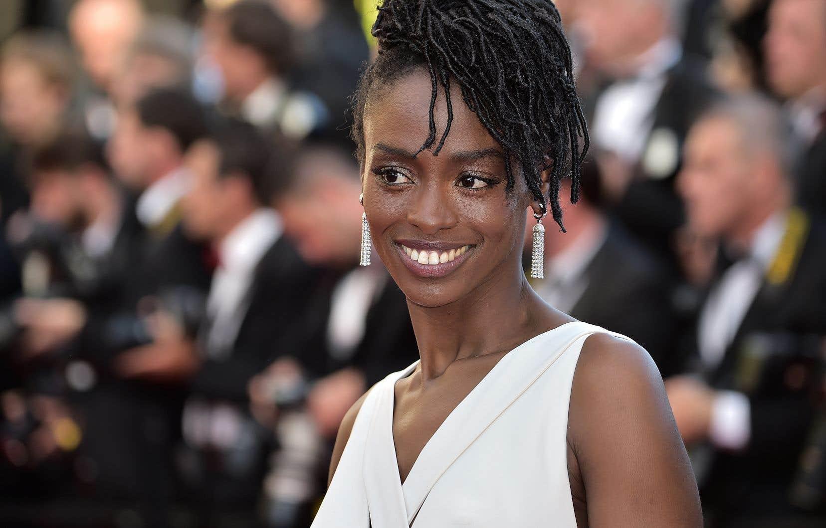 «L'imaginaire des productions françaises est encore empreint de clichés hérités d'un autre temps», explique l'actrice Aïssa Maïga.