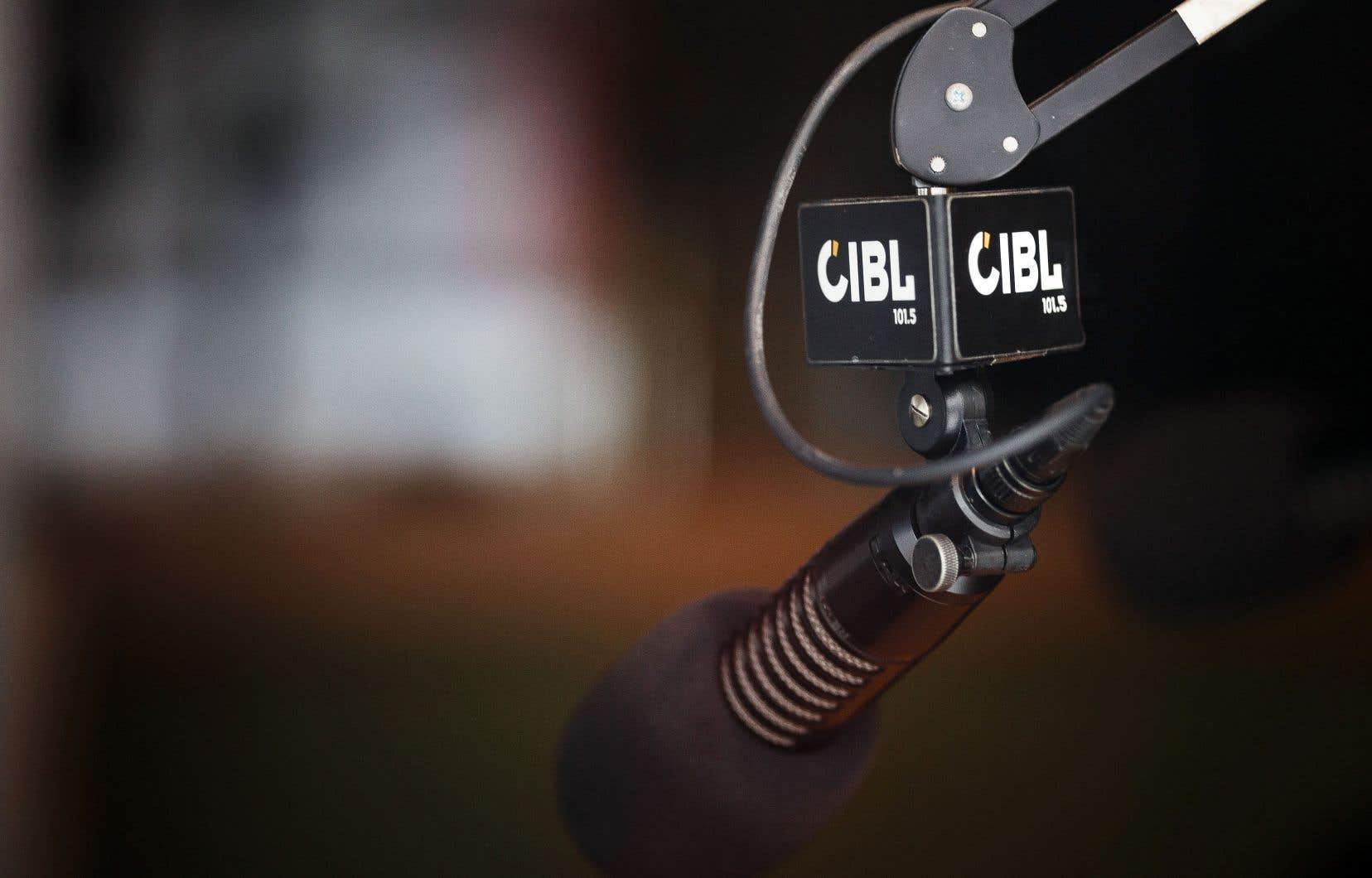 CIBL est presque uniquement musicale depuis la mise à pied de ses employés en janvier.